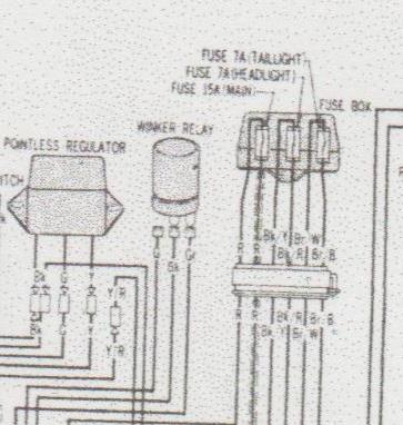 Suzuki Rm 250 Wiring Diagram also Honda Cd125s Electrical Wiring Diagram further T13781170 Really need wiring diagram honda shadow moreover Smoke Alarm Wiring Diagram Uk besides Honda Spree Wiring Diagram Online. on wiring diagram honda tmx 155