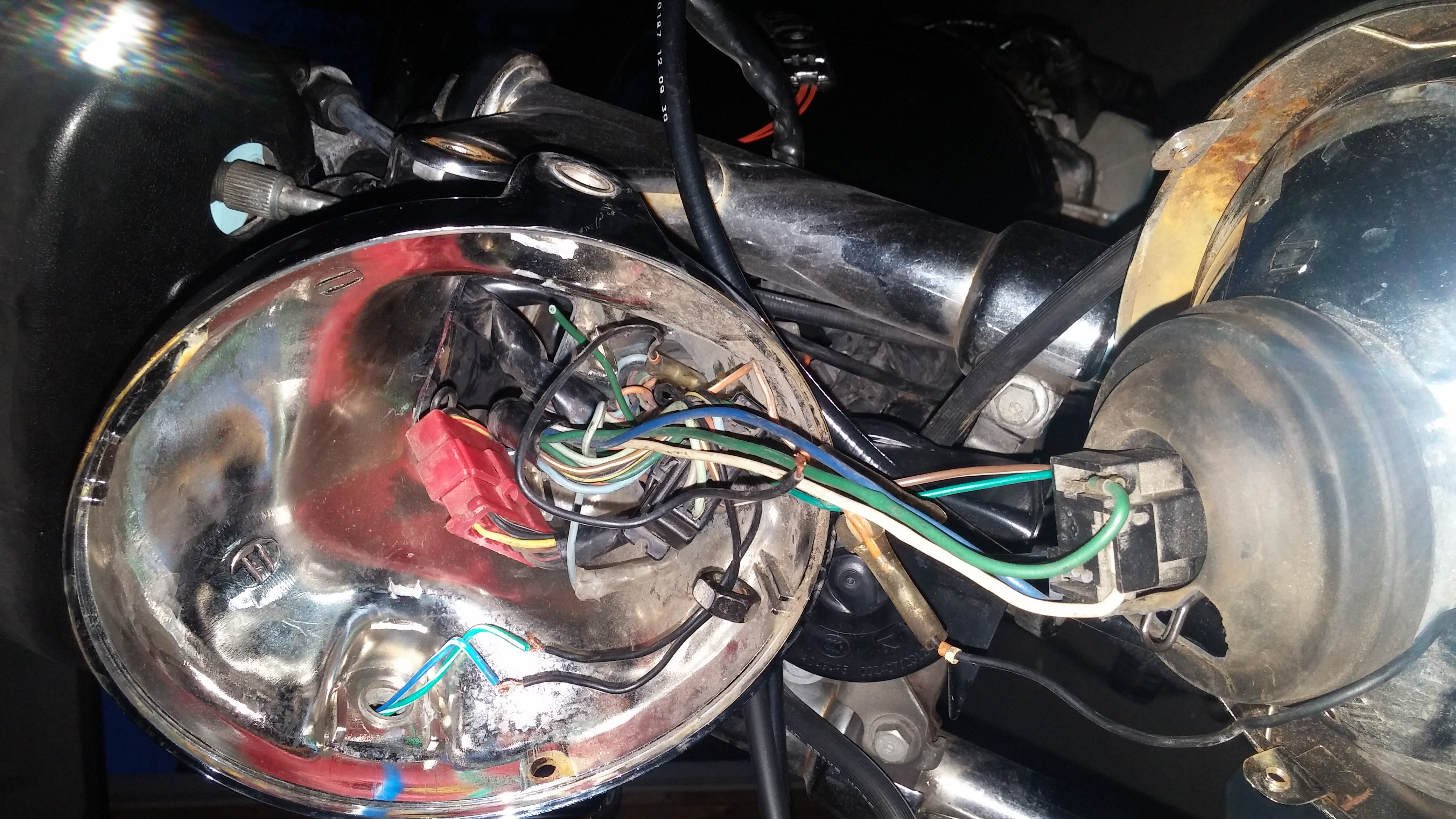 Turn signal woes page honda forum