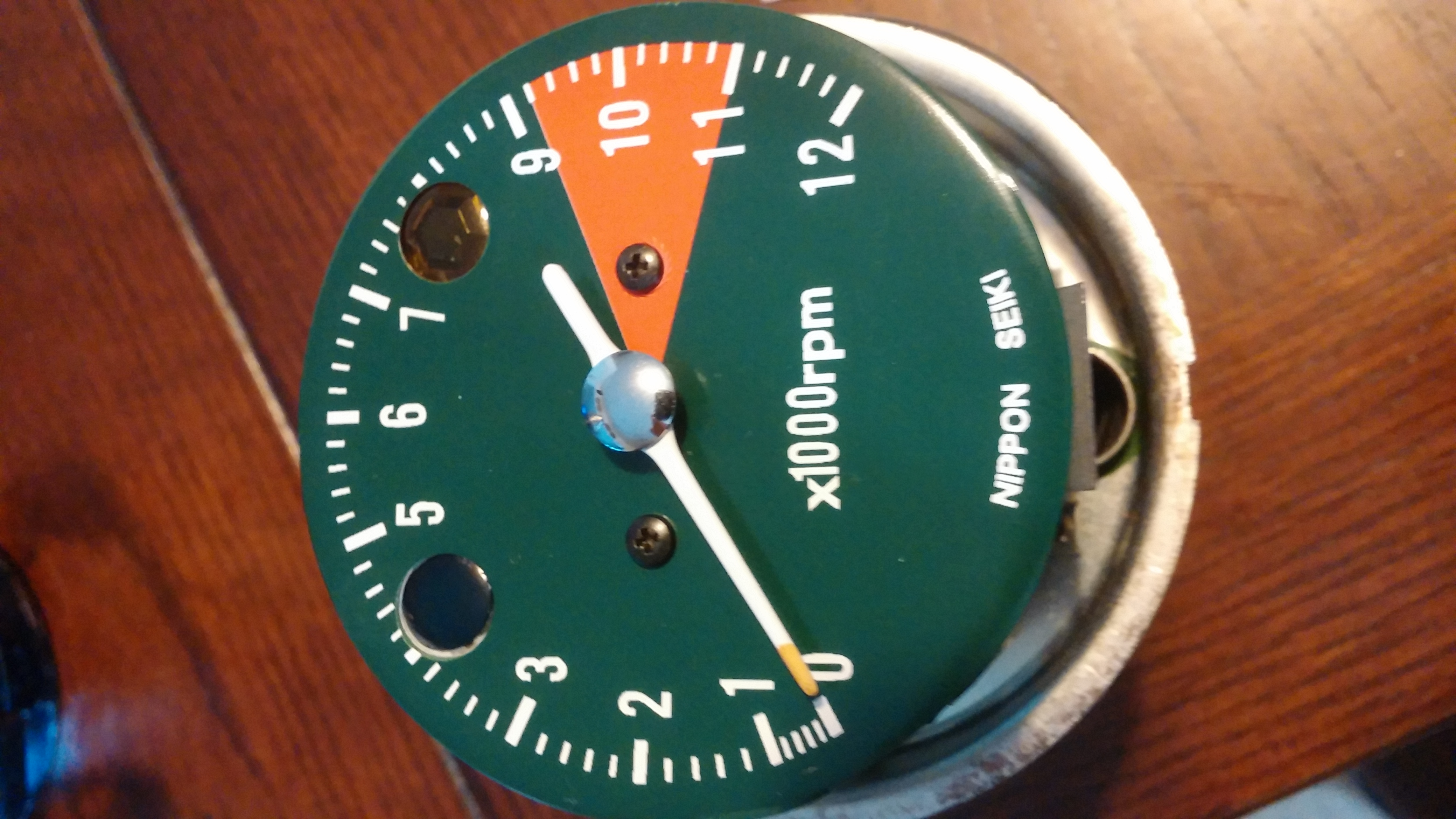 Another Thread Topic About Gauge Restoration    - Page 2