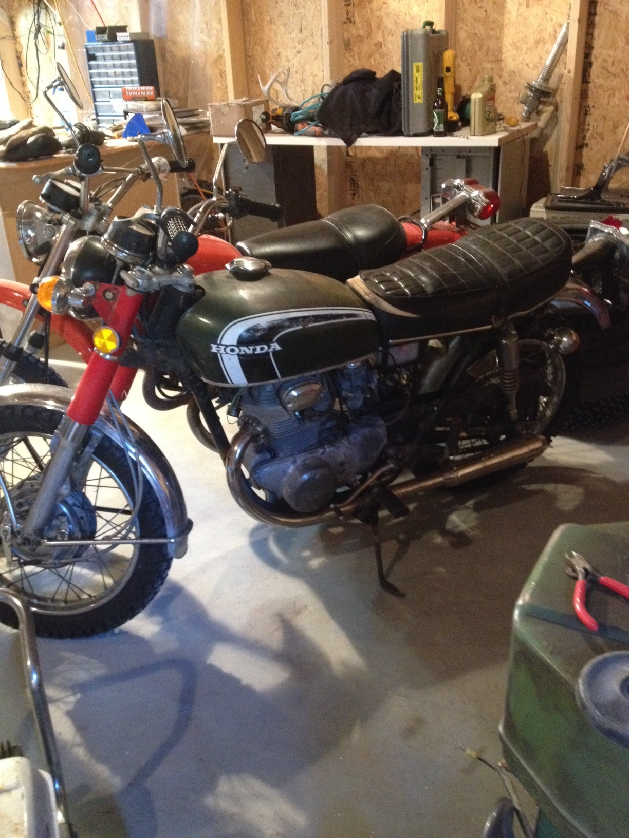 1972 CB350 twin wheels-1972.jpg