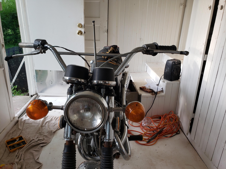1972 CL175 restoration-20190410_190529.jpg