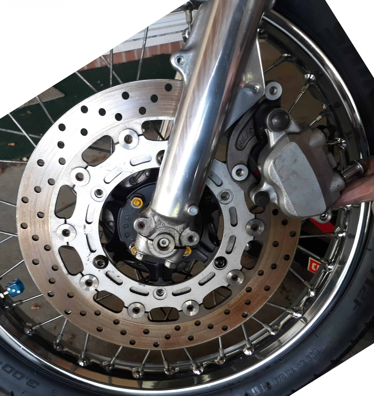 Replaced stock front brake setup-20190417_153657.jpg