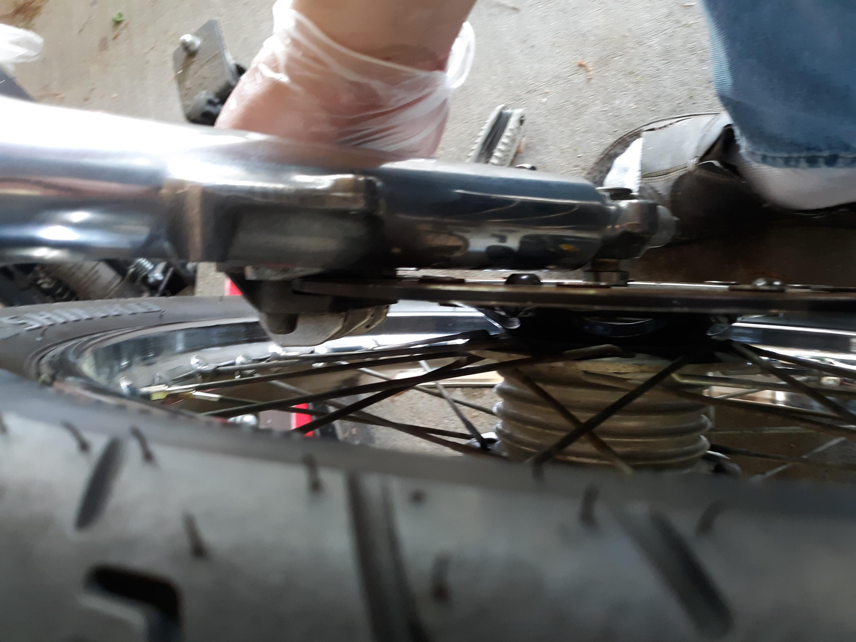 Replaced stock front brake setup-20190417_153734.jpg