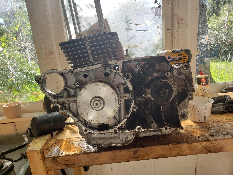 1972 CL175 restoration-20190419_175216.jpg