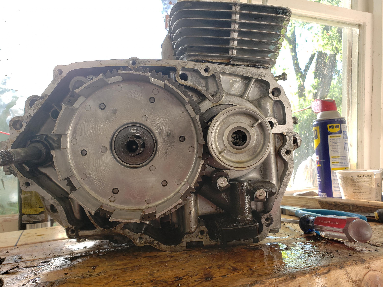 1972 CL175 restoration-20190419_181919.jpg