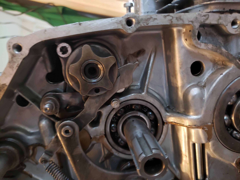 1972 CL175 restoration-20190424_182119.jpg