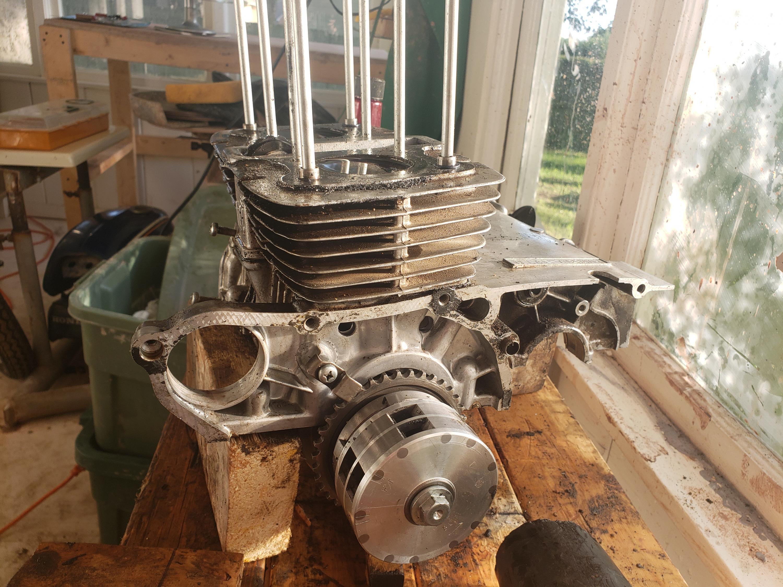 1972 CL175 restoration-20190427_184437.jpg