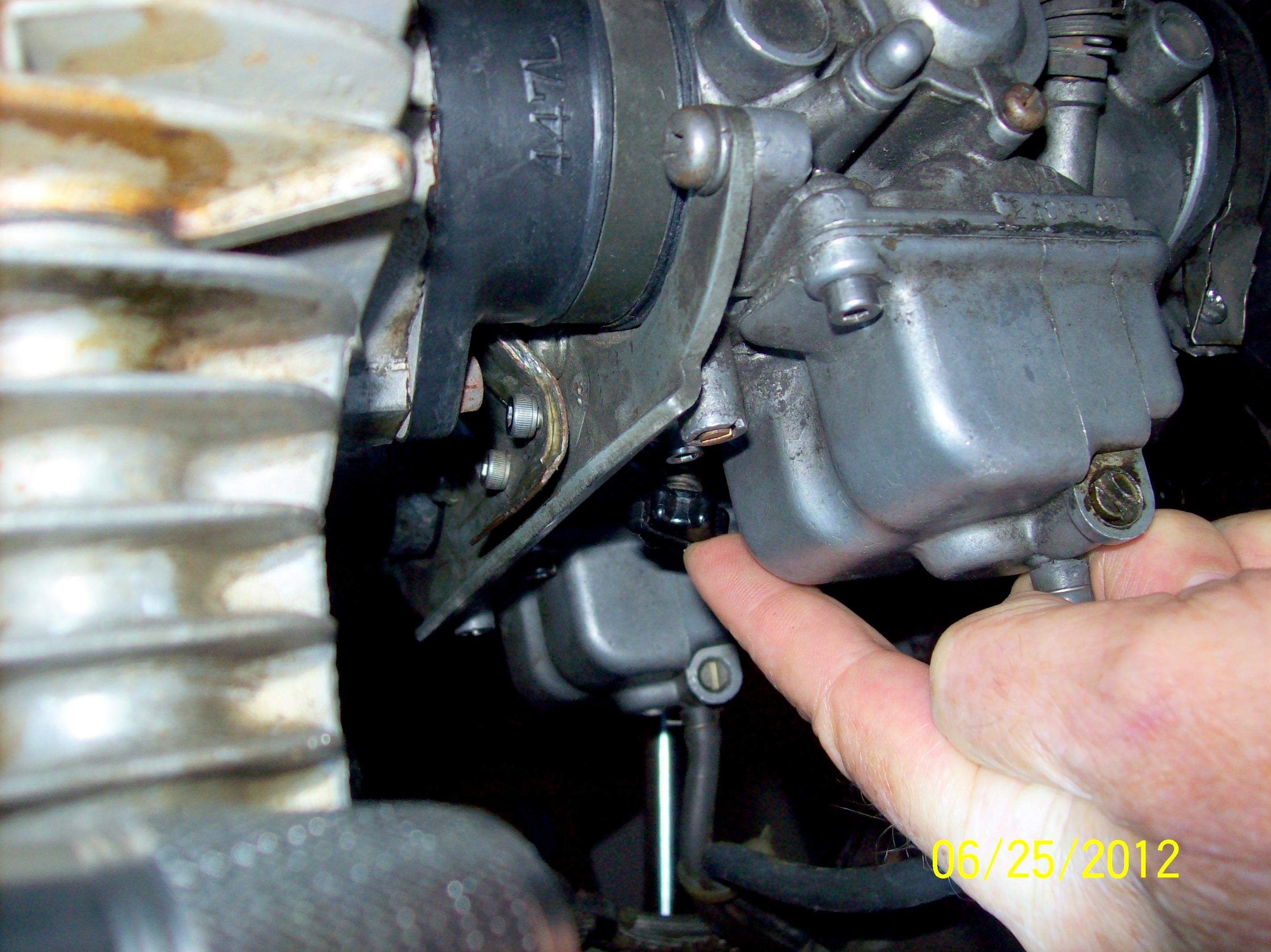 '78 CB400T Hawk Carburetor Woes(?)