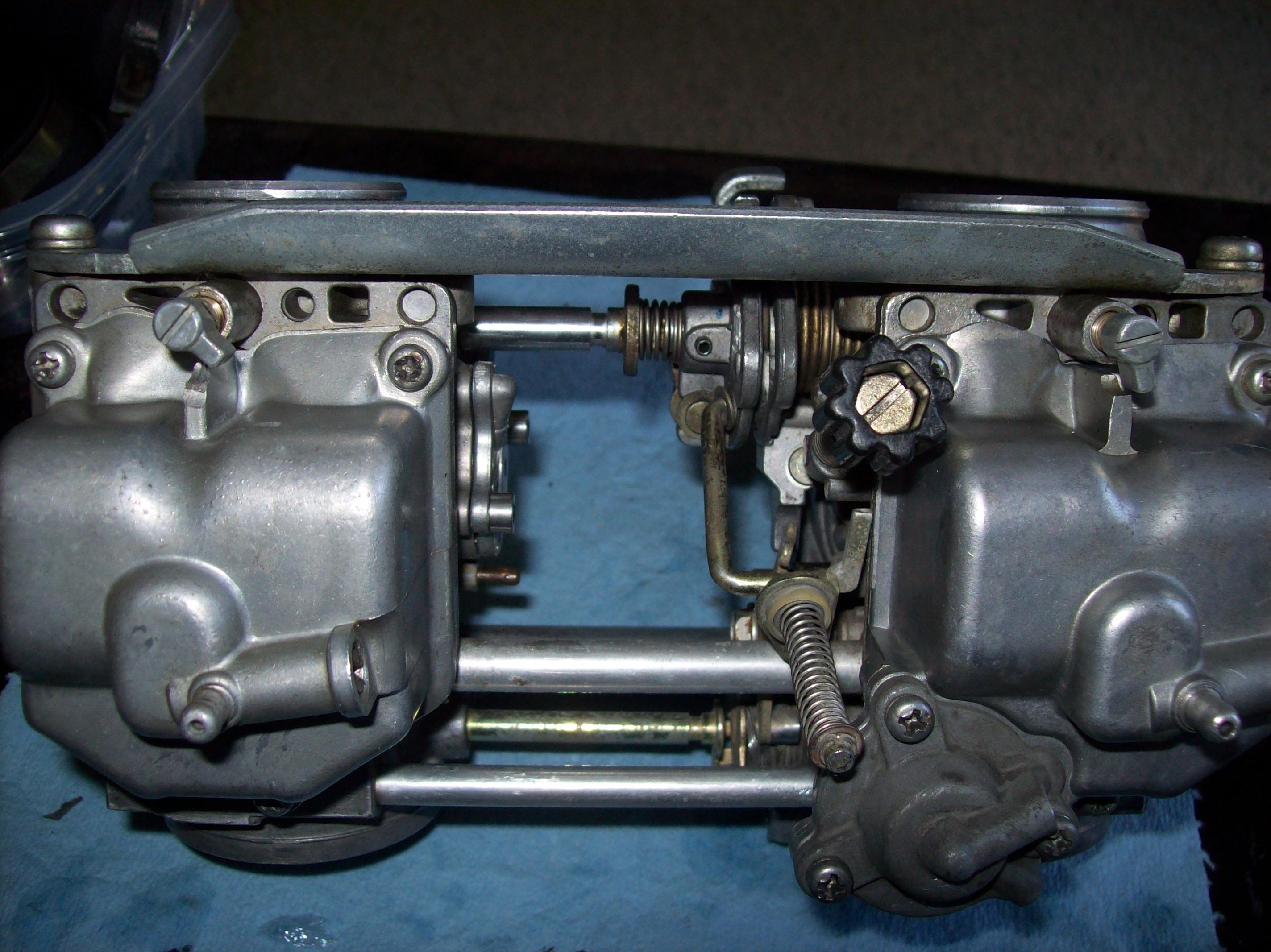 Rebuilding Vb Carbs Honda Keihin Cv Carburetor Diagram Car Interior Design 201 4648