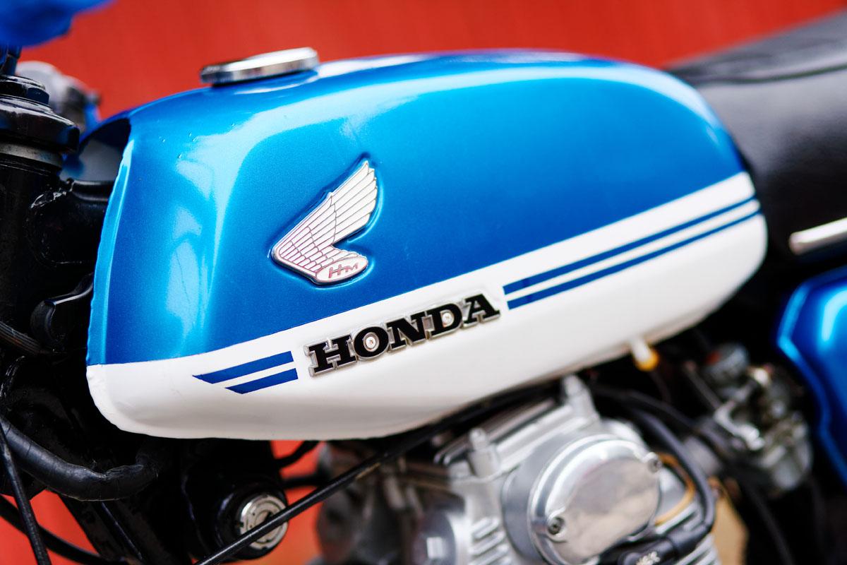 1971 Honda Cb175 Beautiful