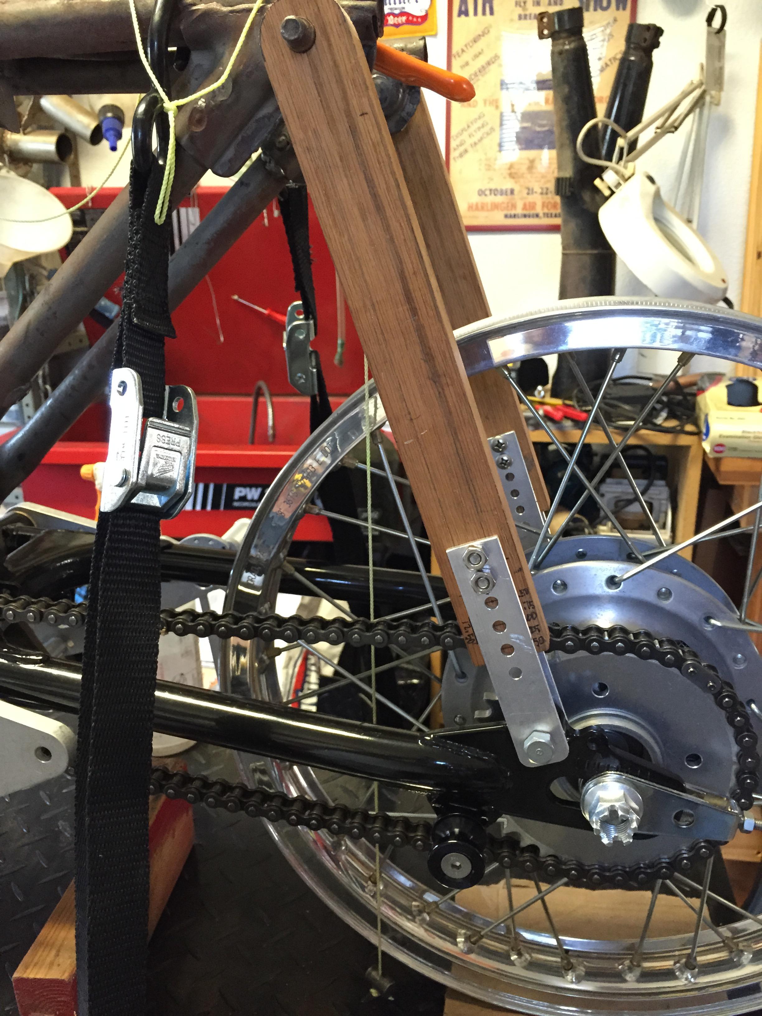 1968 Cl175 Race Bike Build 1970 Honda Ct70 Valve Guide 457
