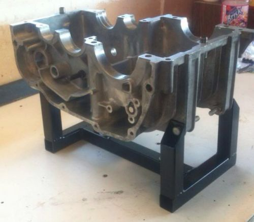 how to make an engine stand
