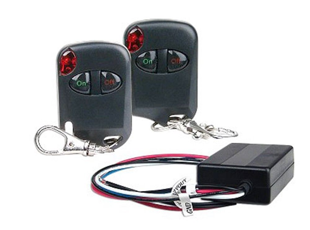 Help Me Make My Key Ignition Switch Into A Remote Ignition