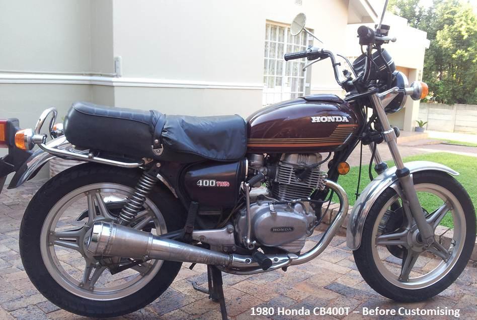 1980 honda cb400t cafe racer