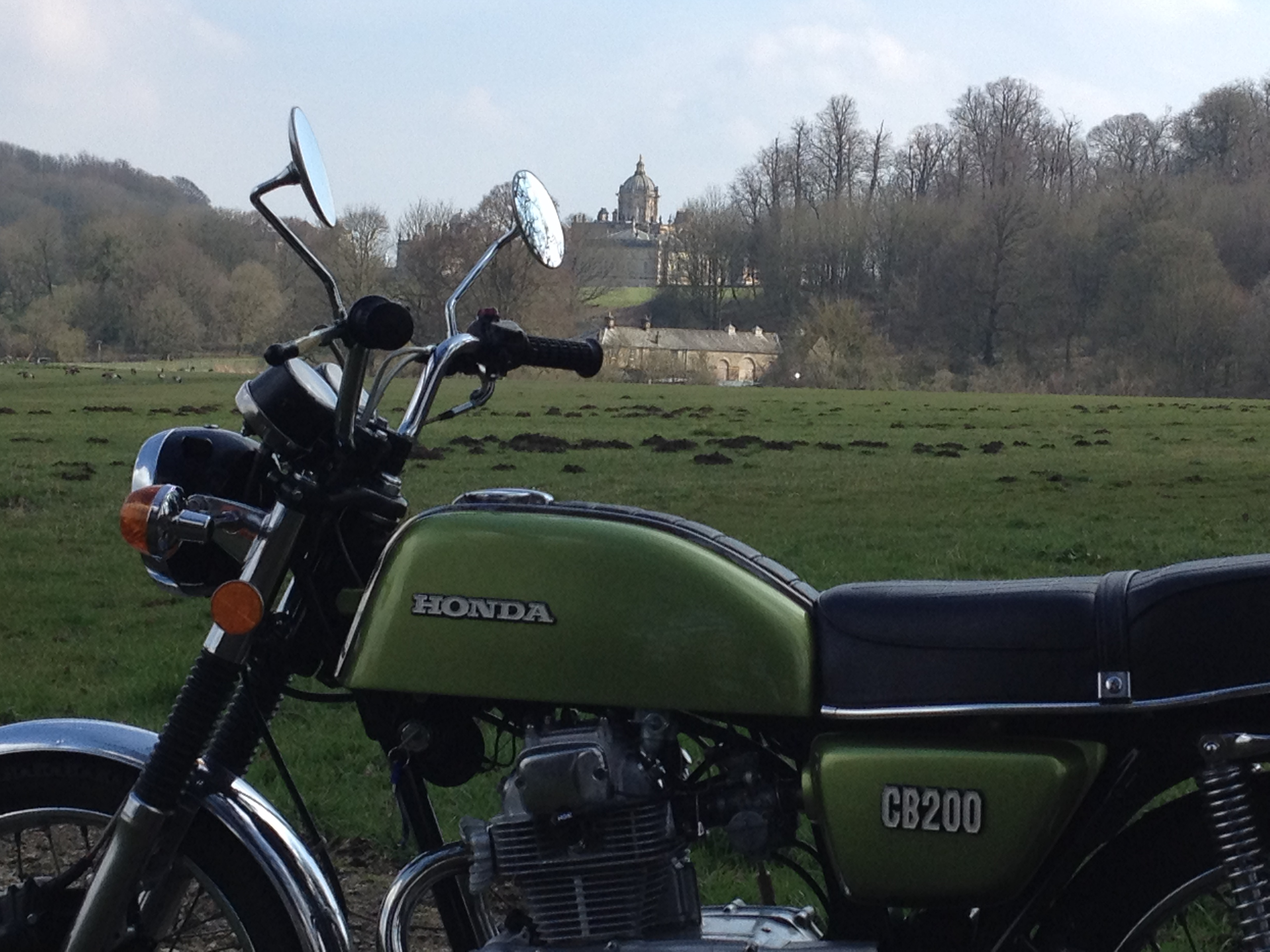 CB200 Olive is back on the road again-bike-ride-out-89-miles-helmsley-surounding-villages-3.4.16-010.jpg