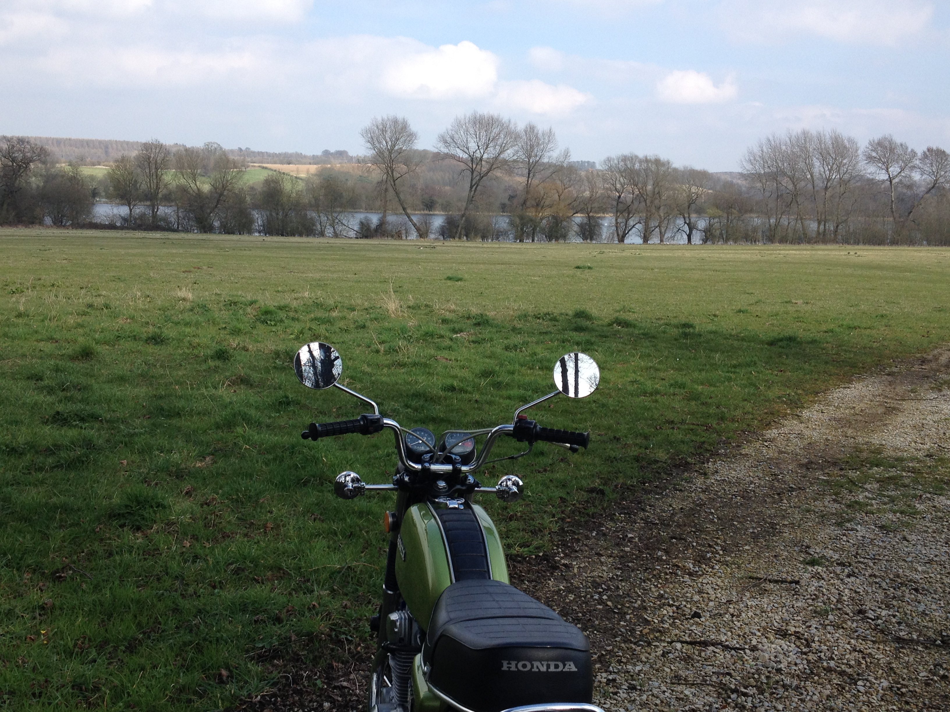 CB200 Olive is back on the road again-bike-ride-out-89-miles-helmsley-surounding-villages-3.4.16-013.jpg