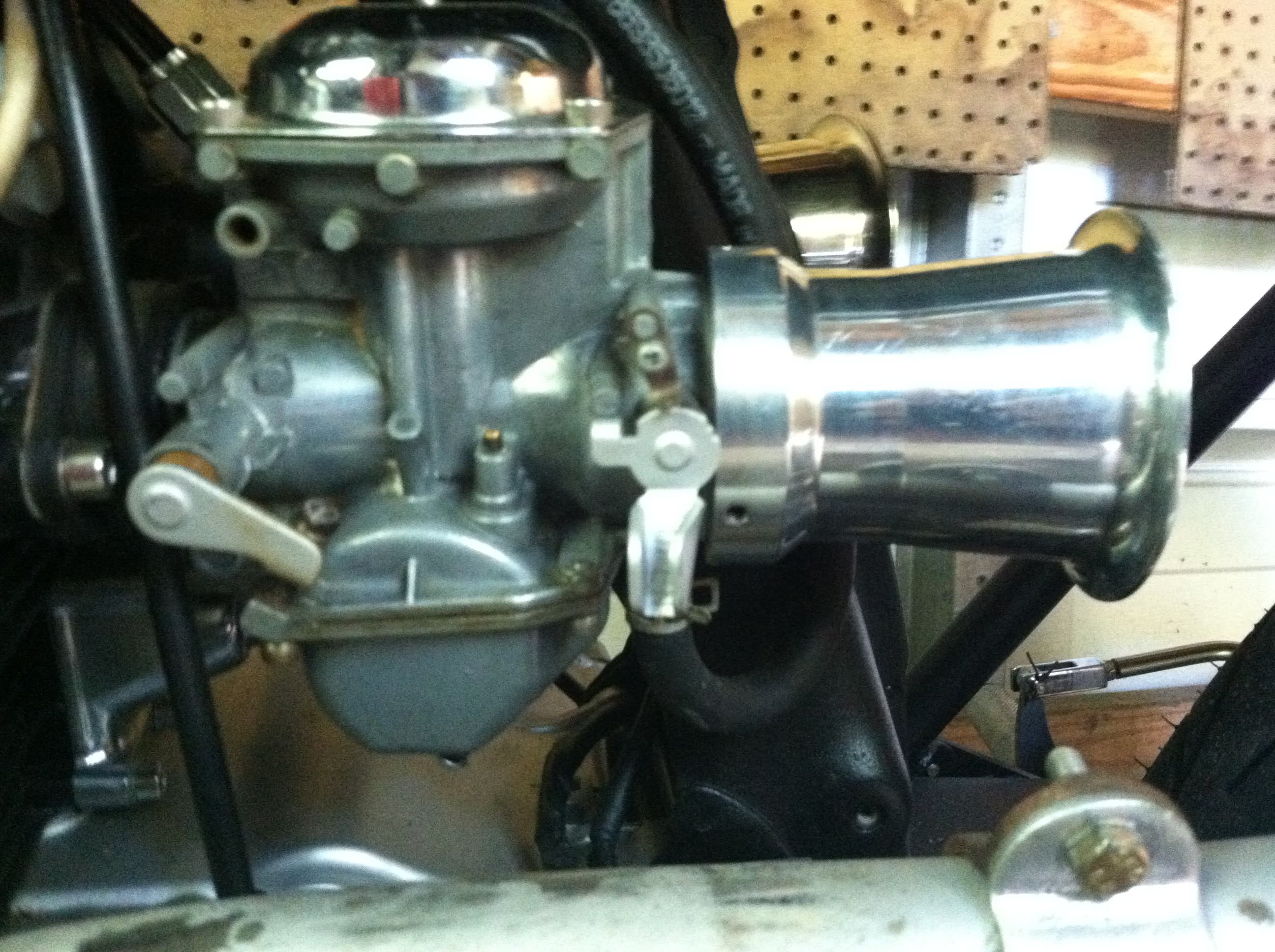 Tuning A Cl350 After Made Into A Cafe Racer