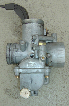 carburetor Identification Help