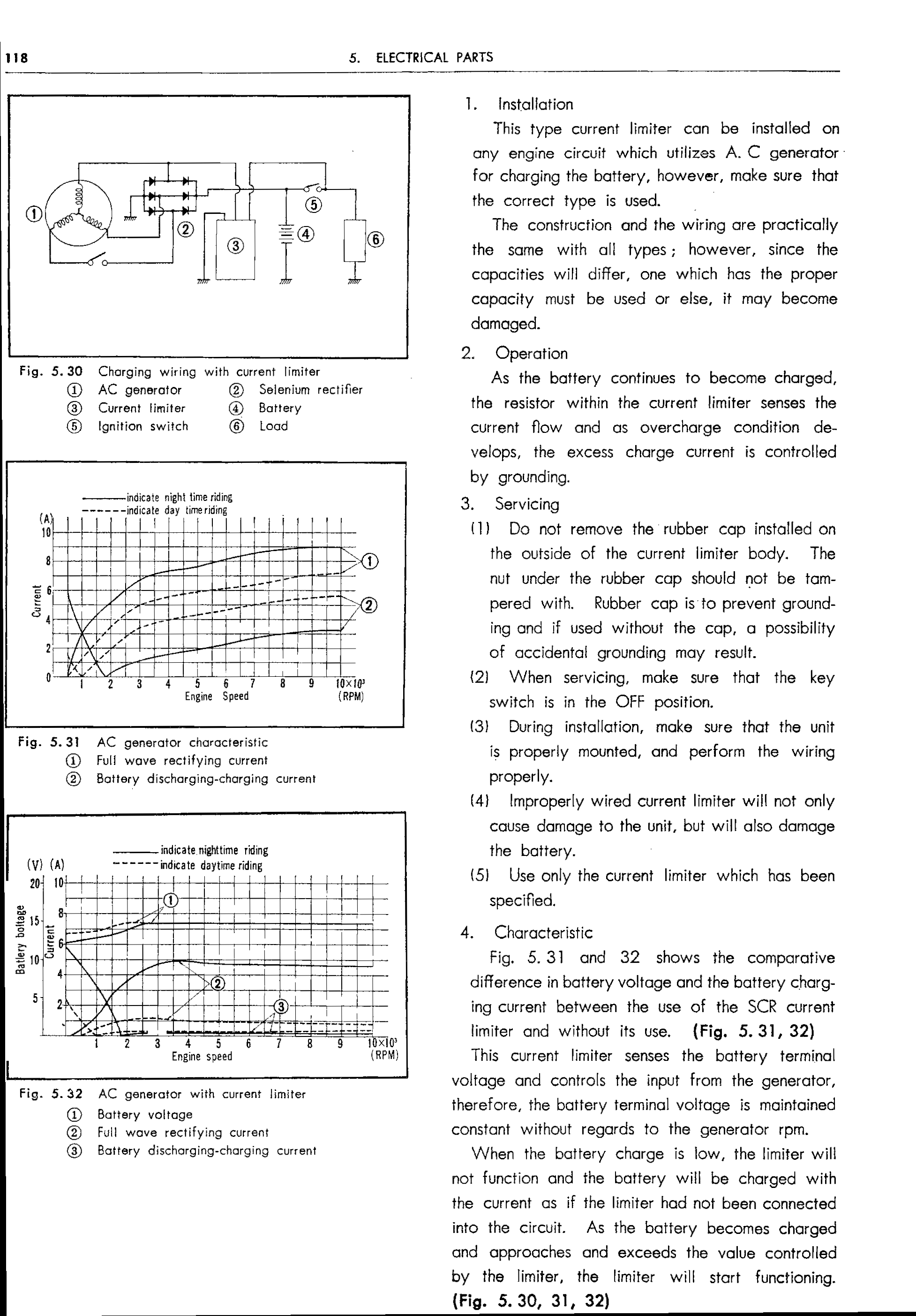 Cb450 charging questions page 2 cb450 charging questions cb450 factory service manual charging circuit swarovskicordoba Image collections