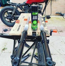 project 'Foxy Lady' CB250 scrambler build-cb5.jpg