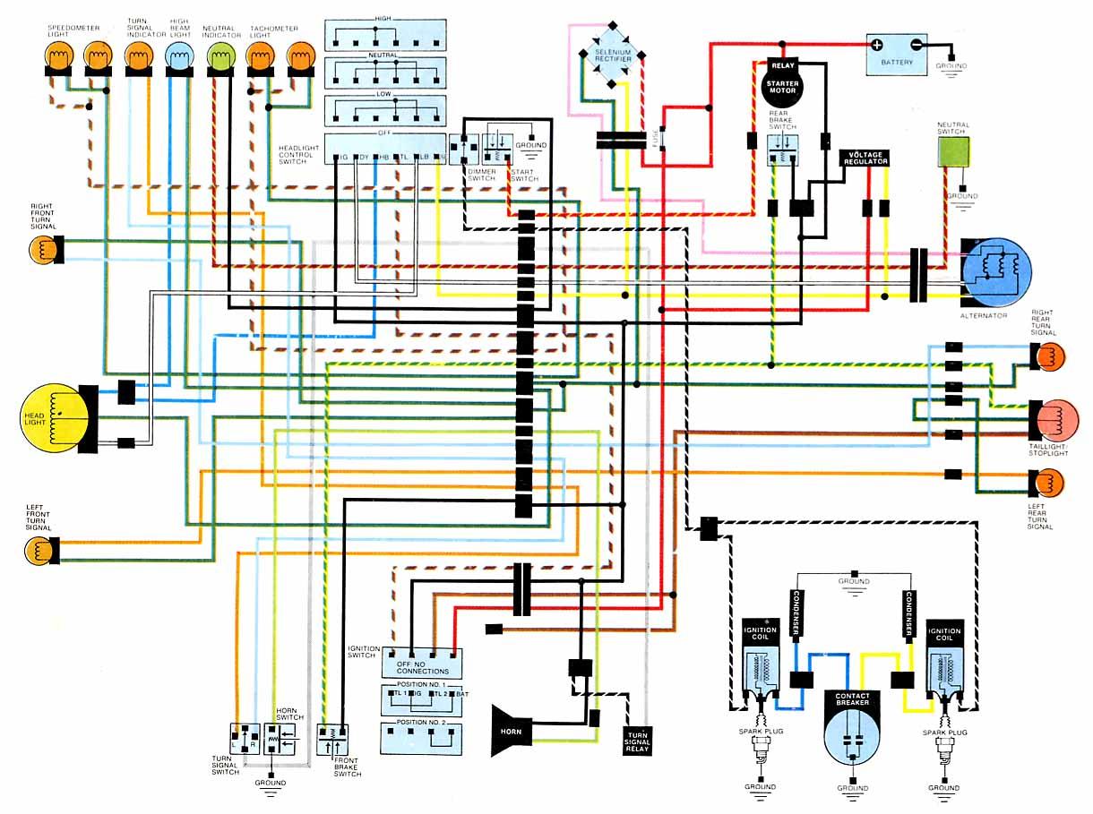 Honda Cb500 Wiring Diagram - Bluebird Bus Wiring Diagrams 1990 for Wiring  Diagram SchematicsWiring Diagram Schematics