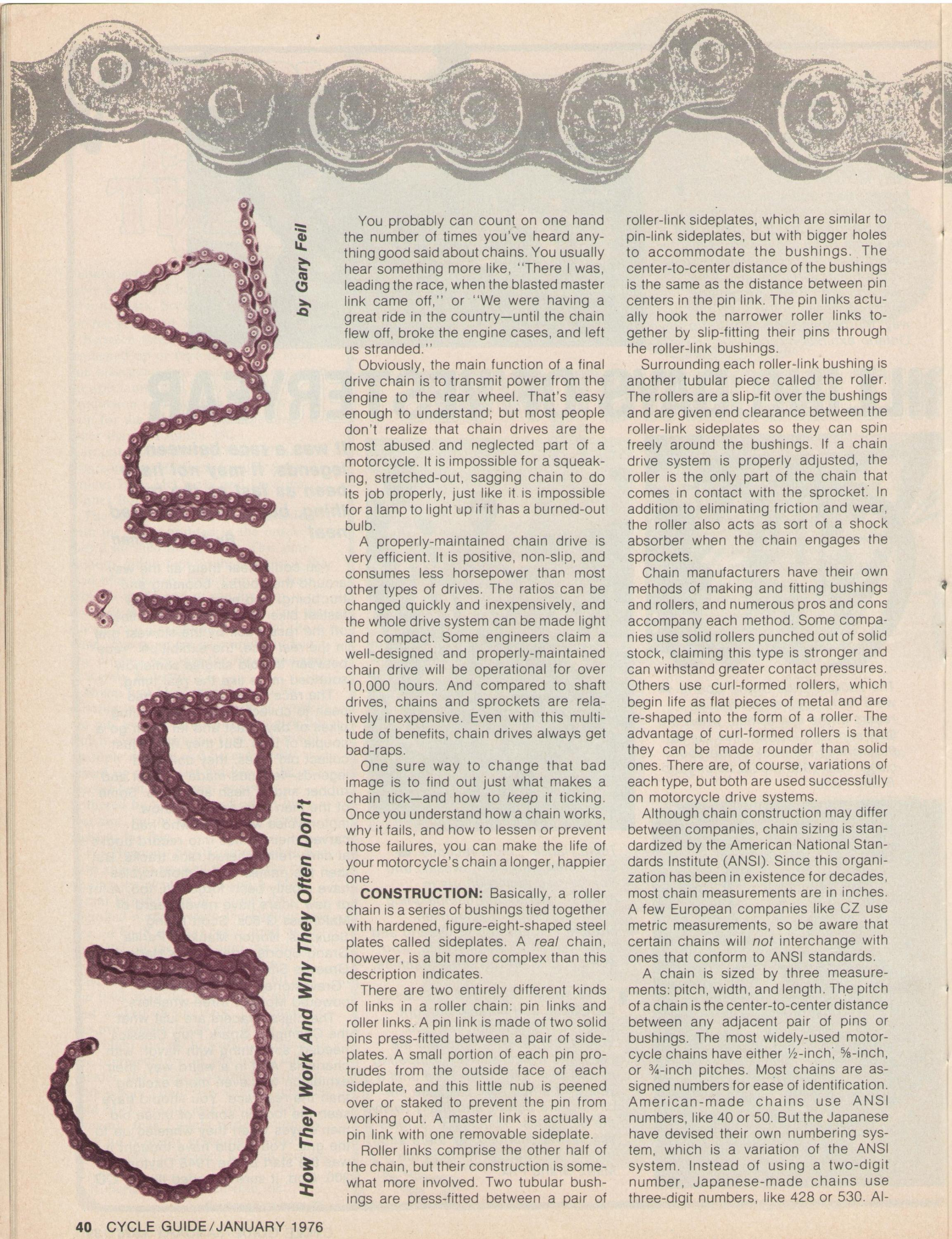 chains tech article cycle guide magazine January 1976-chains-p.1.jpg