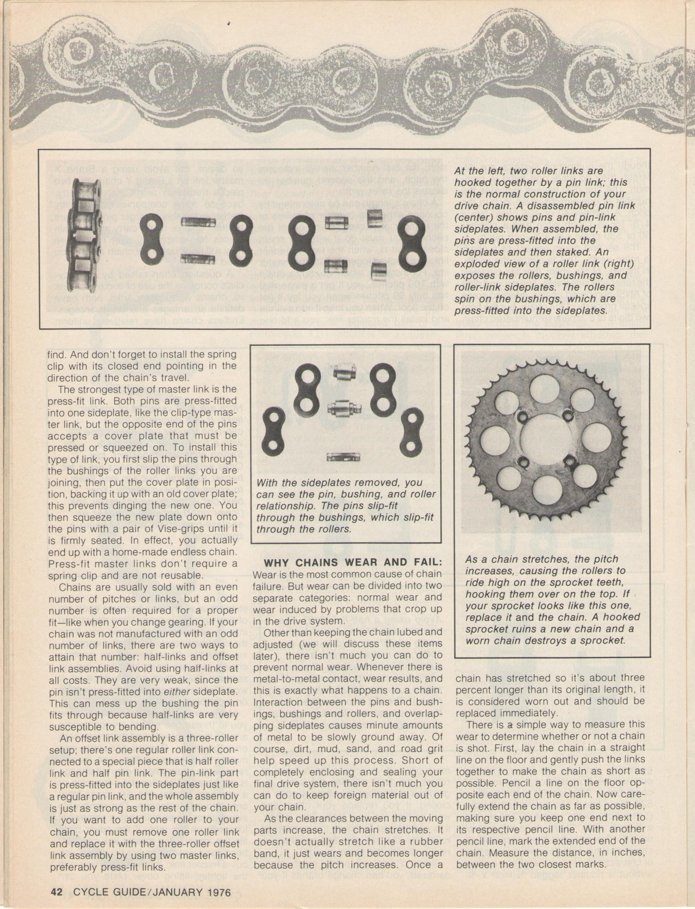 chains tech article cycle guide magazine January 1976-chains-p.3.jpg