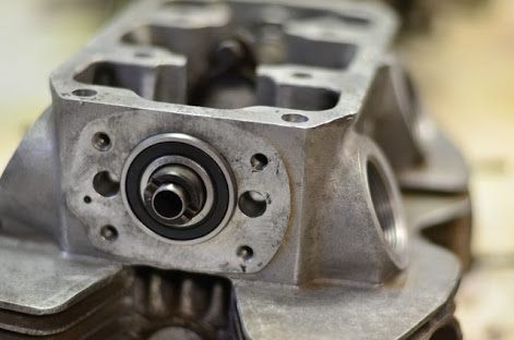 cb  cam journal ball bearing conversion
