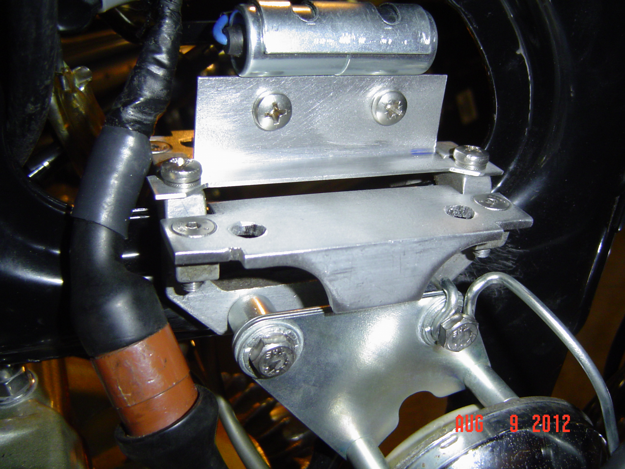 CB350 RPM wobble and bog-down stall