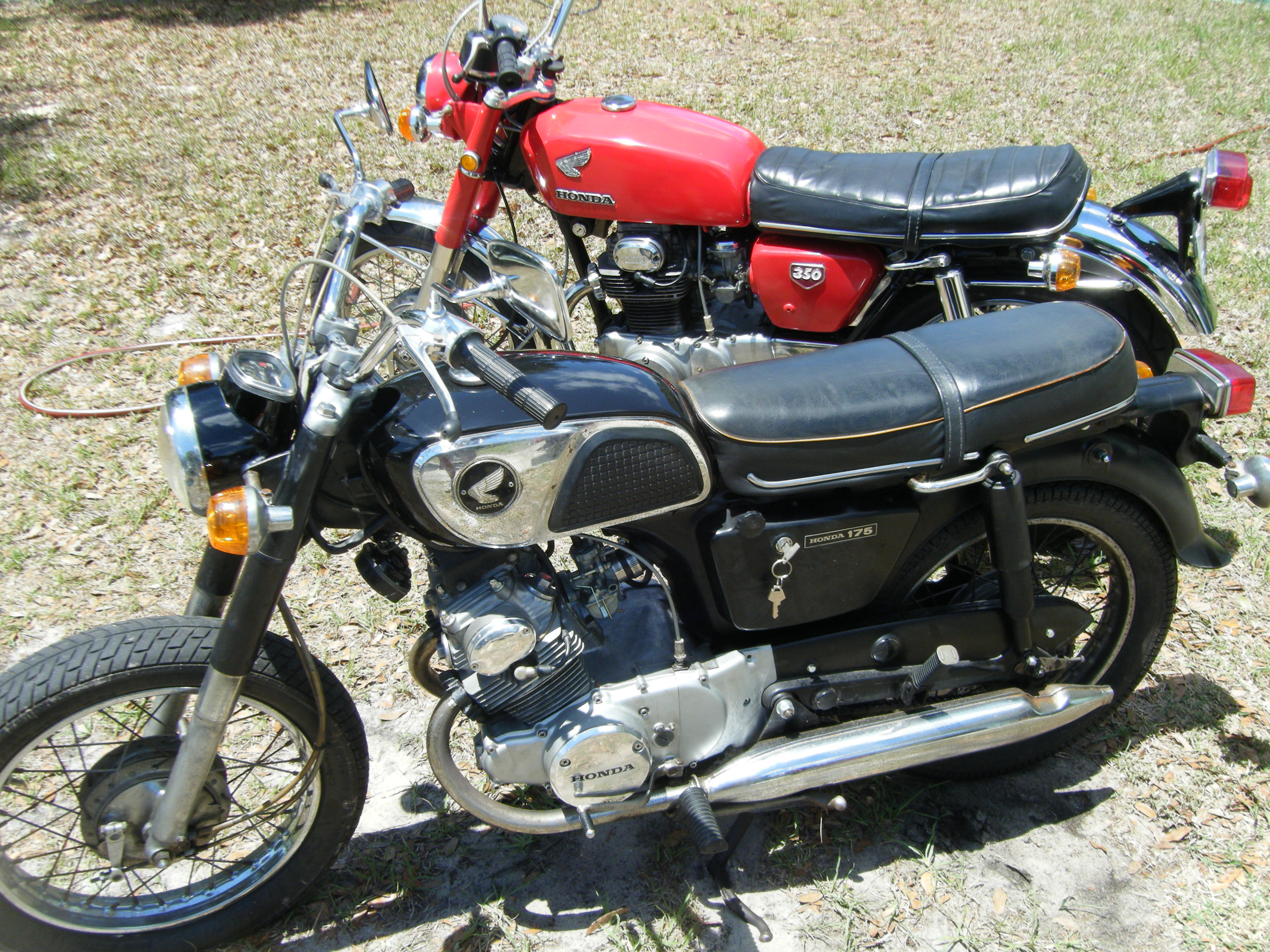 1968 CA175 (CD175) | Honda TwinsHonda Twins