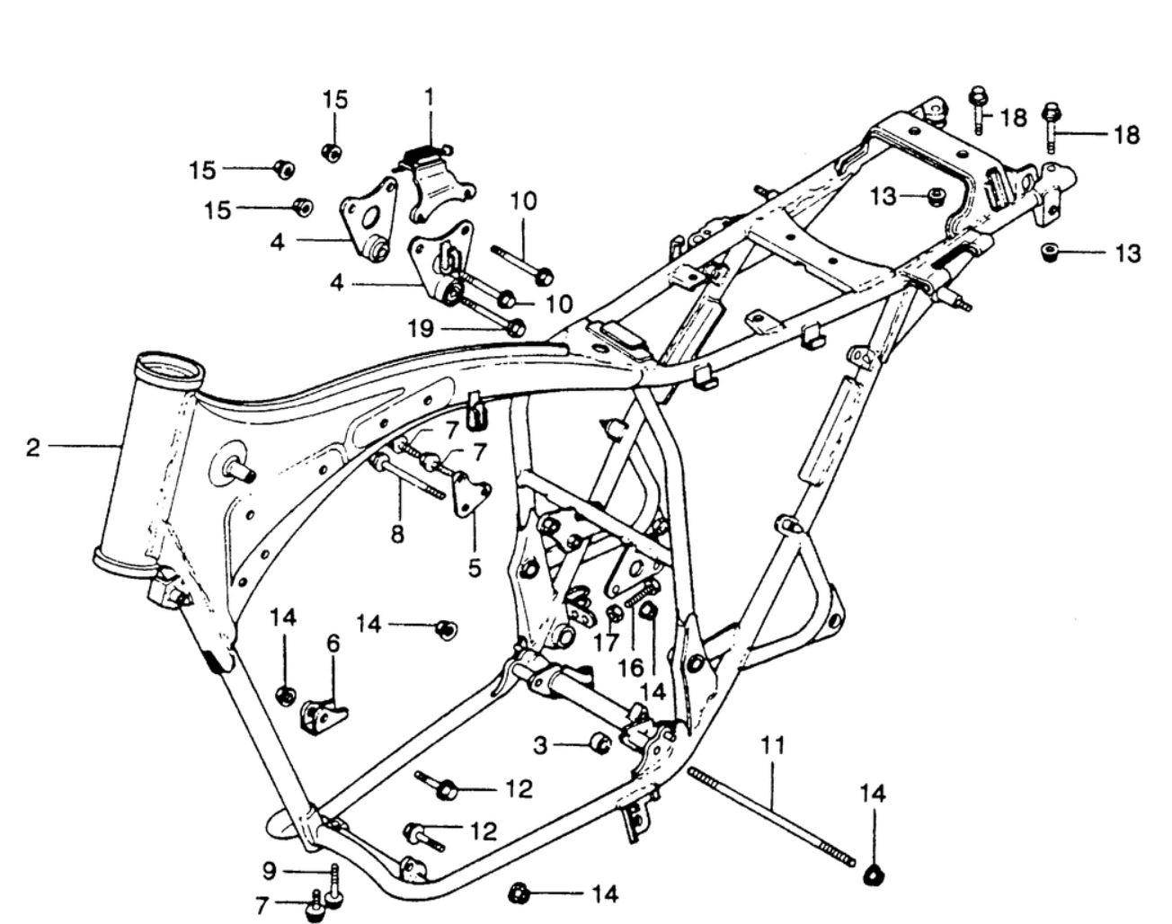 Fantastisch Schaltplan 1975 Honda Cb360 Ideen - Elektrische ...