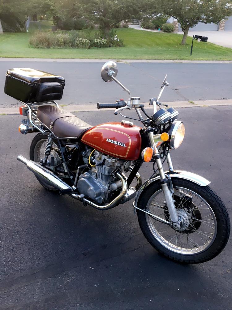 collectivedata.com HONDA 1980-81 CB400T MICROFICHE Vehicle Parts ...