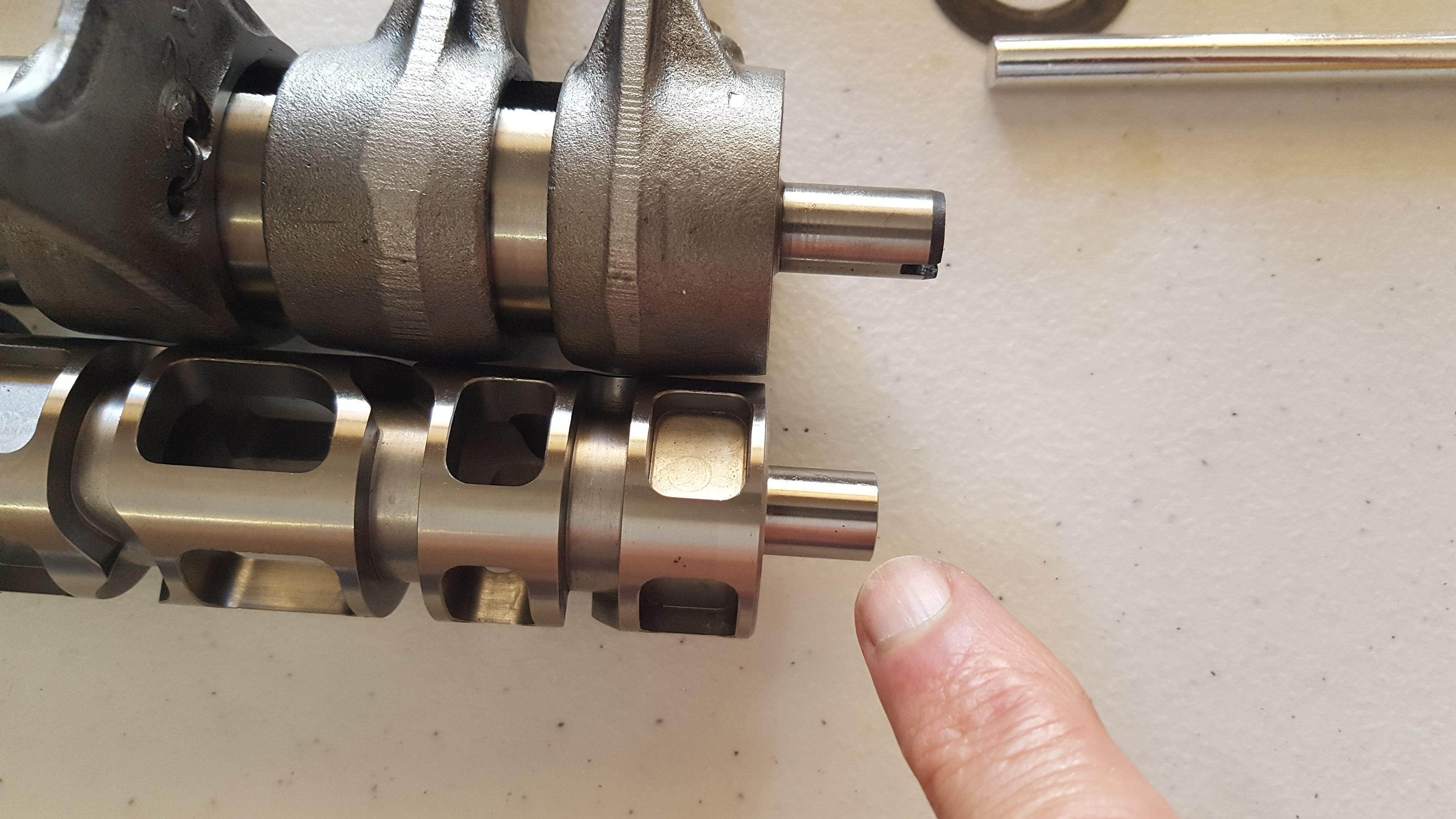 Drixton 500 twin build-gearbox-3-.jpg