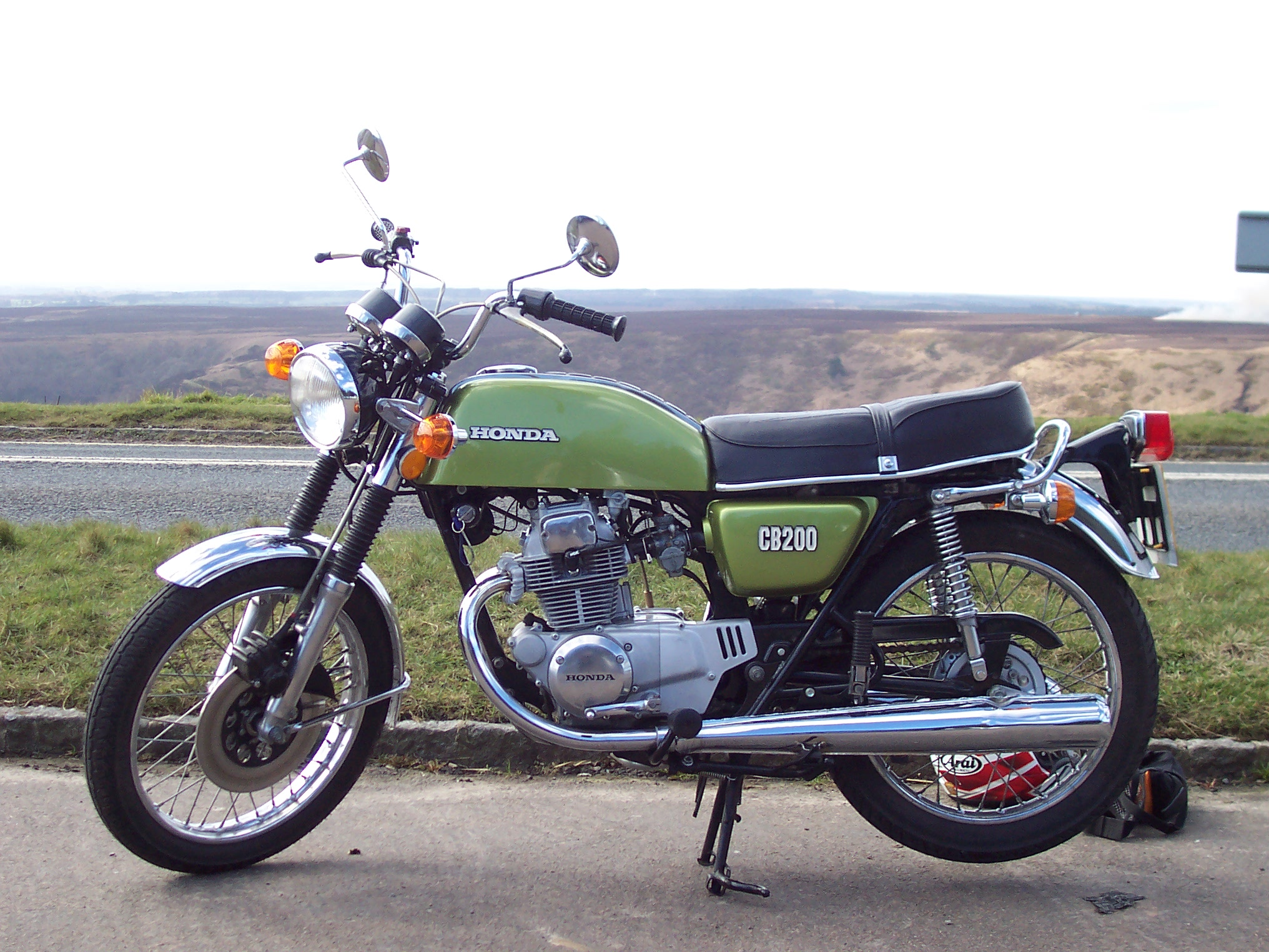 CB200 Olive is back on the road again-good-friday-ride-out-olive-001.jpg