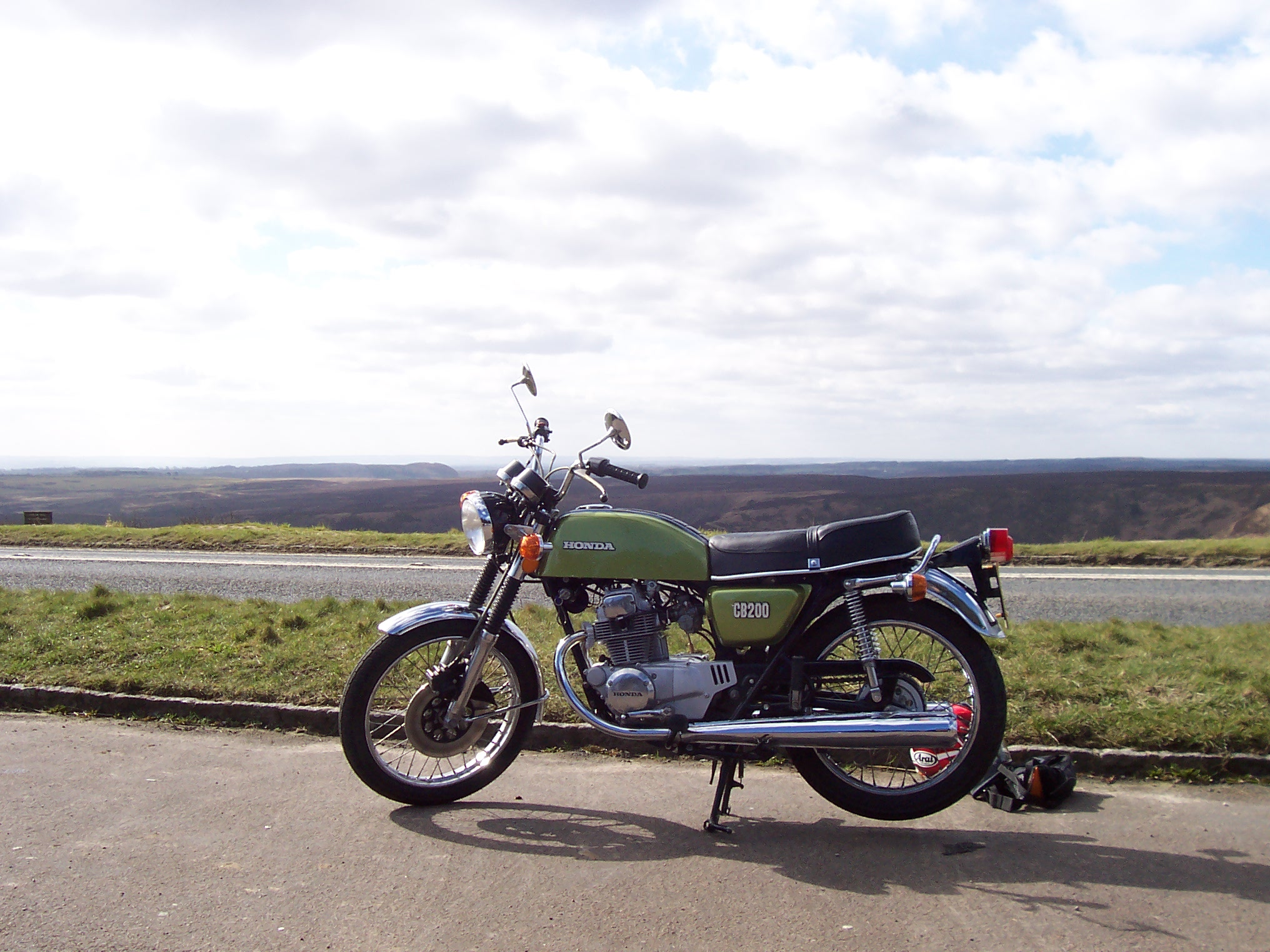 CB200 Olive is back on the road again-good-friday-ride-out-olive-002.jpg