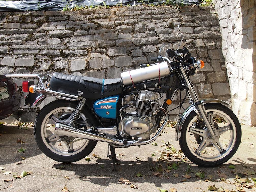 honda cb400t