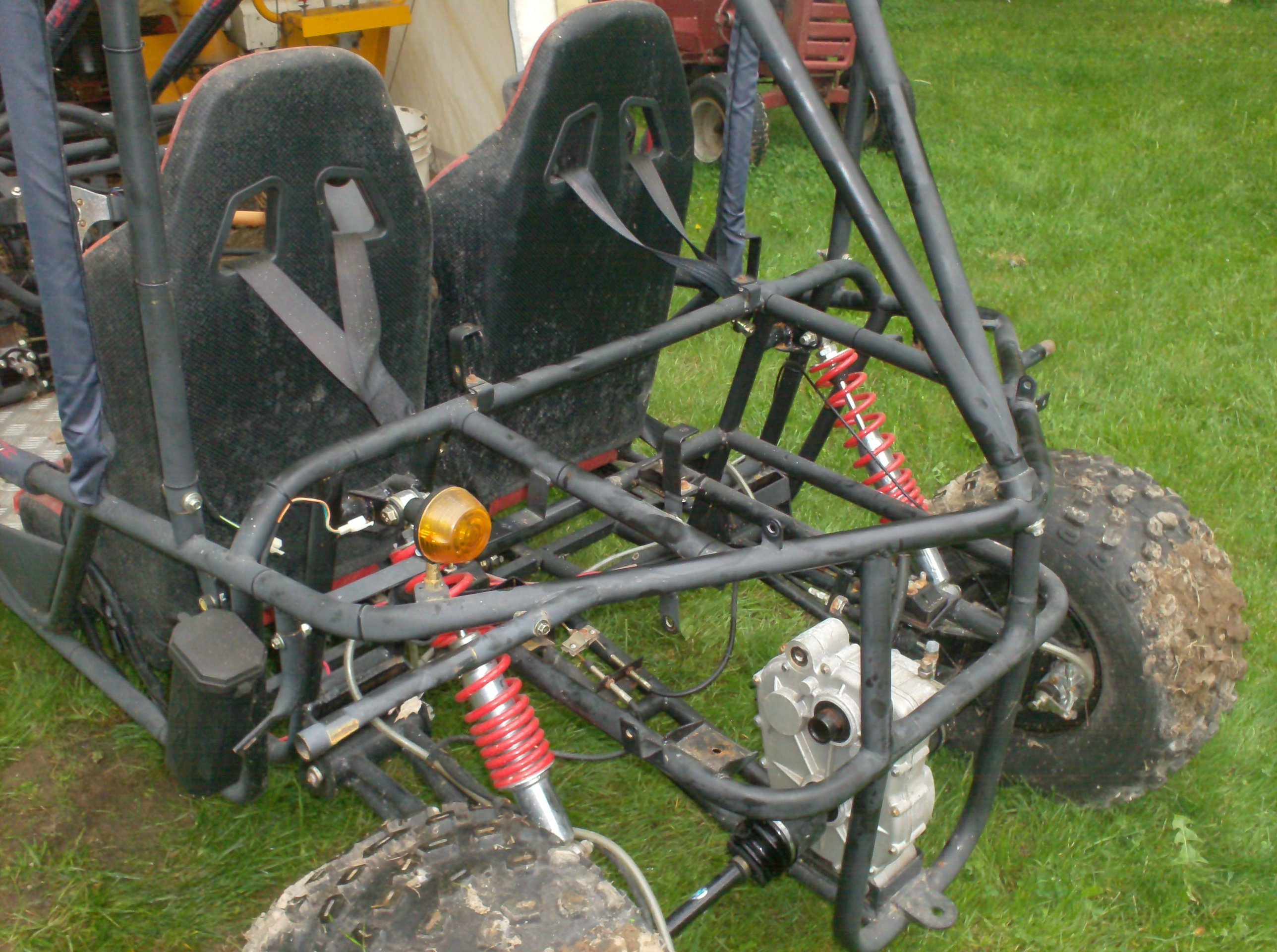 Dune Buggy Heart Transplant Cm450e With Engine Video Hpim1977 Jpg