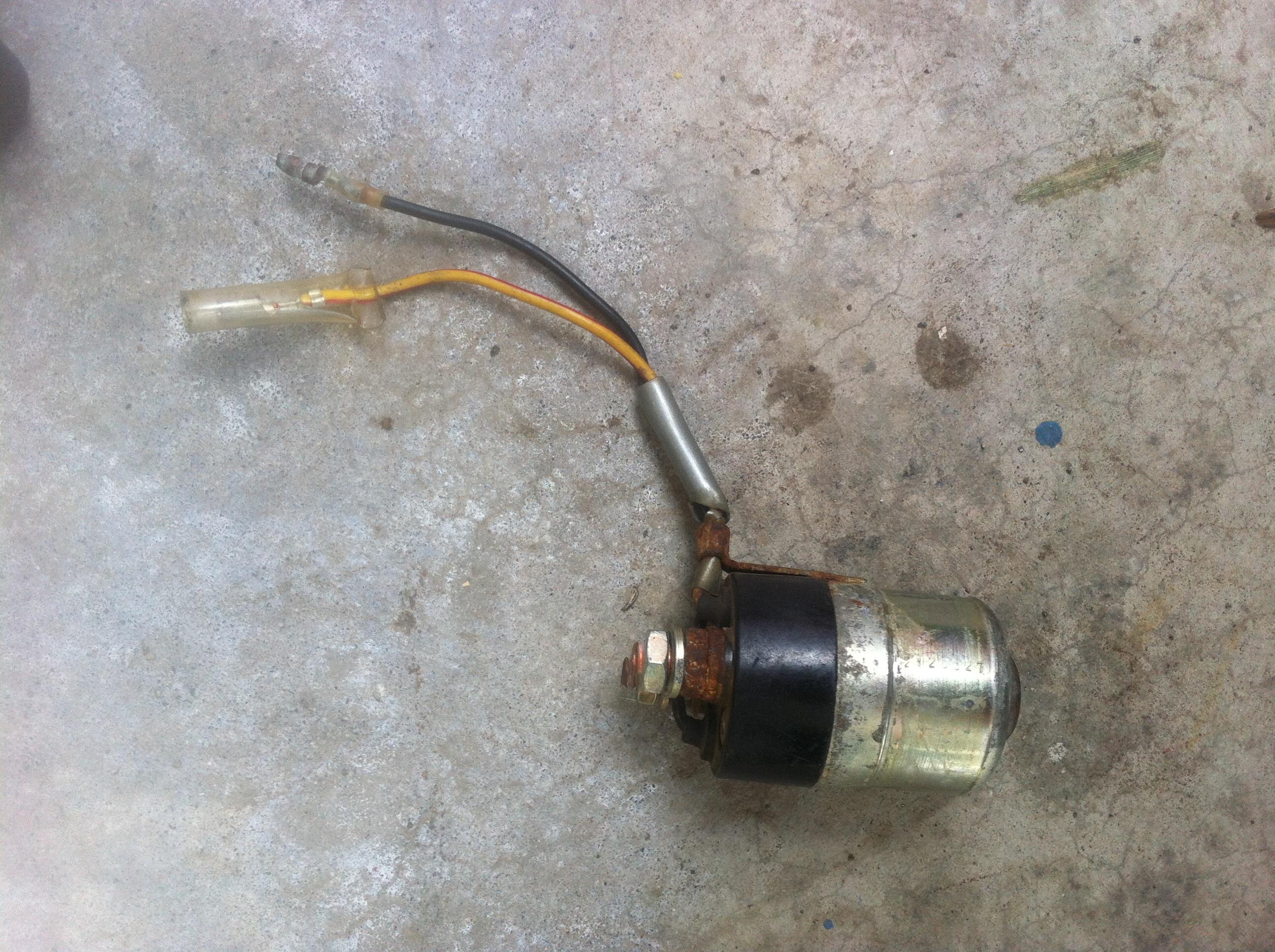 installing starter relay in 79 cb400t installing starter relay in 79 cb400t image 5 jpg