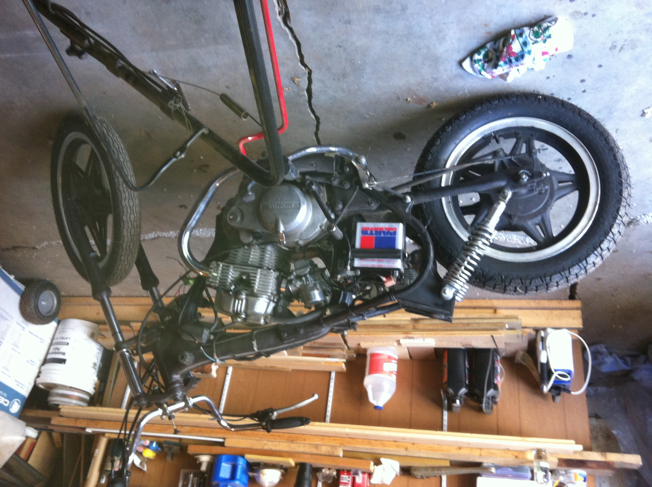 Honda Build And Price >> First Motorcycle! 1979 Honda CM400!