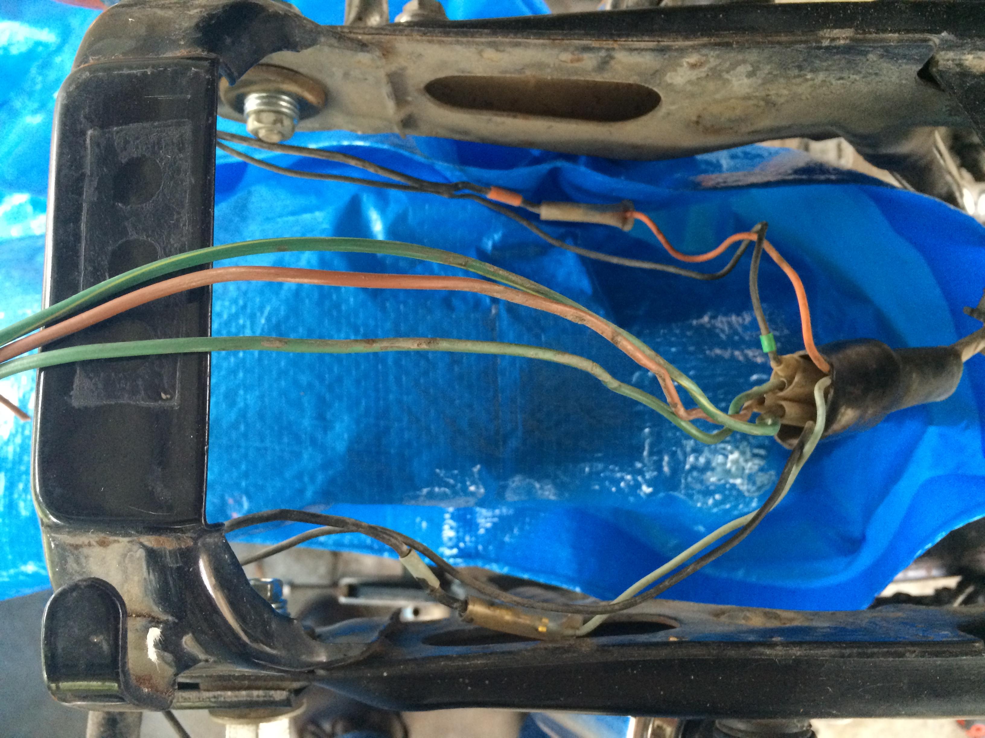 Wiring An Led Taillight Brake Blinker Combo Tail Light Image1