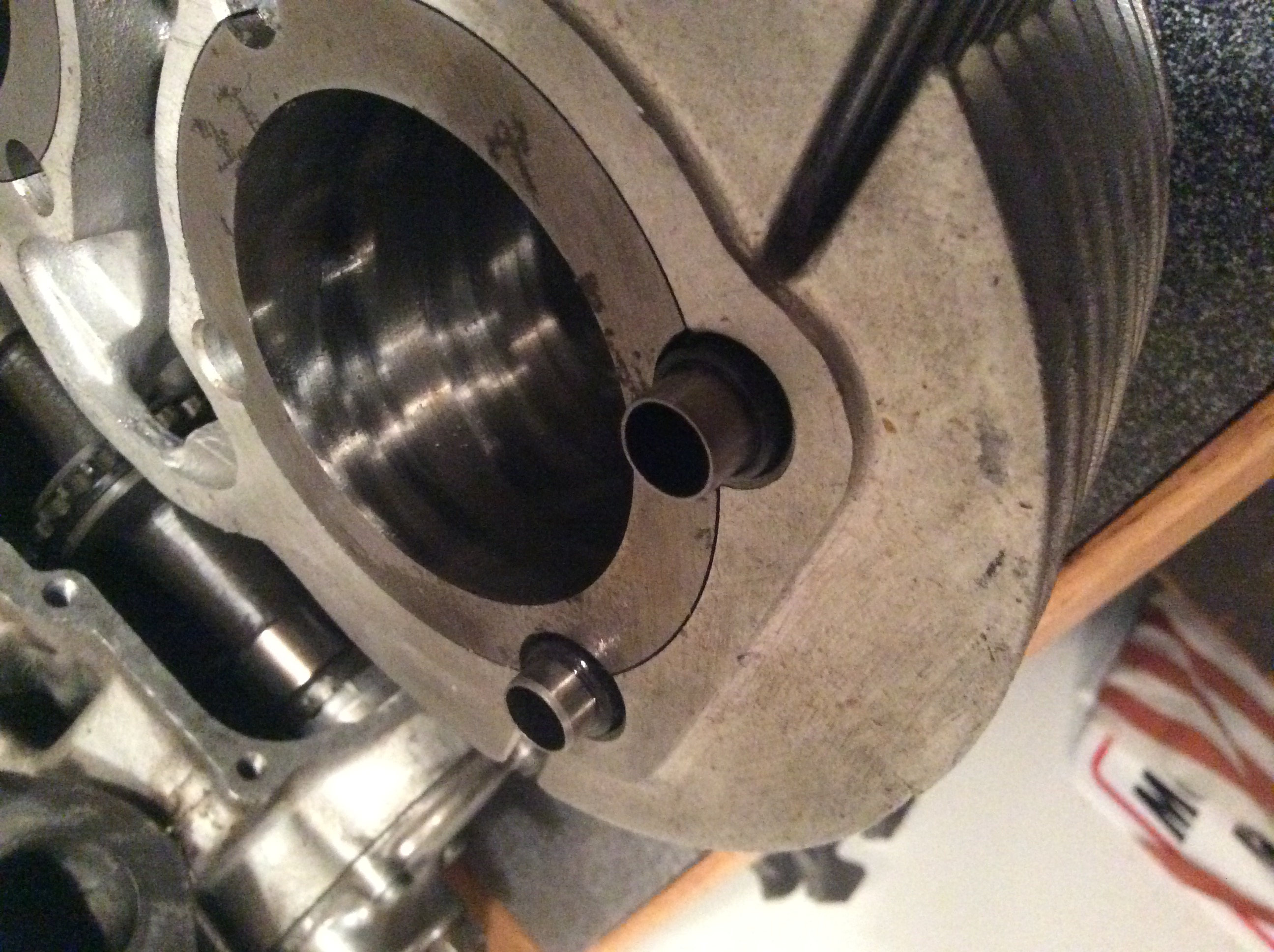 Would NOS cylinder barrels come honed? Please see pics-img_0911.jpg