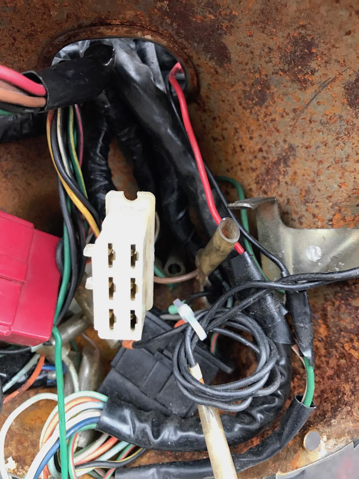 Cm400c Wiring Diagram Schematic Diagrams Electrical Of Honda Cm400a Cm400 Mywheellifecom Yamaha R6 Fuse Box Location Oliver Cb400f Cafe Racer