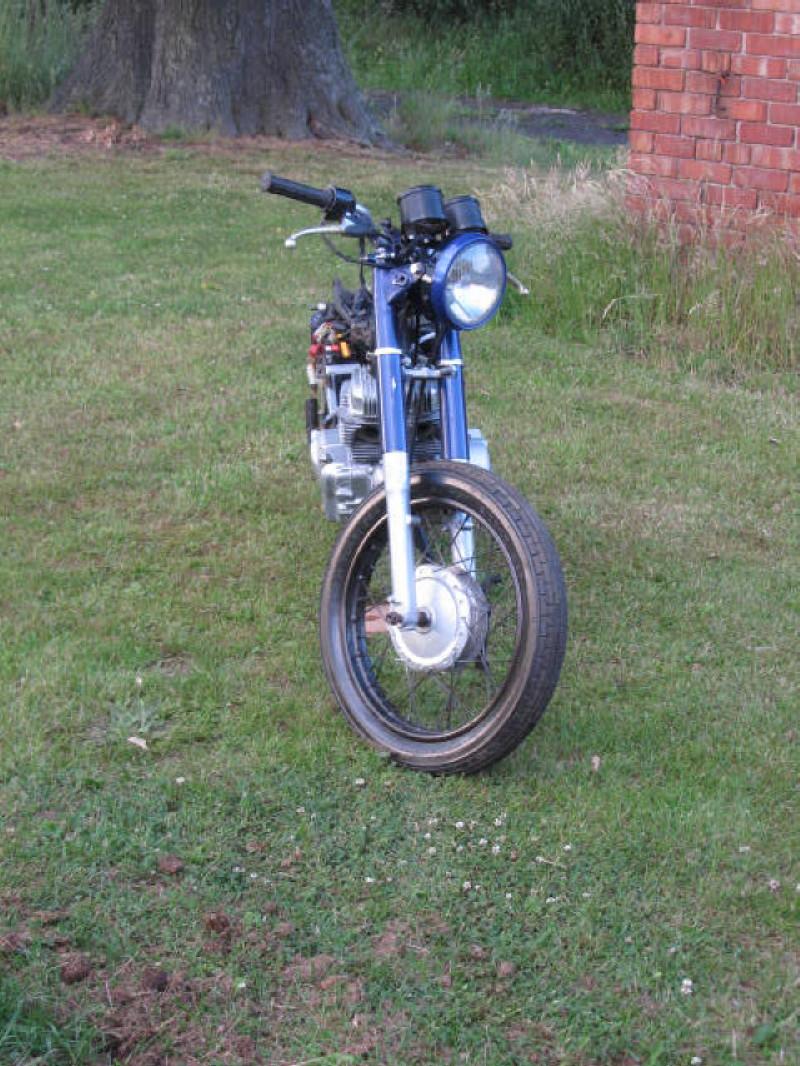 Honda Benly CD125T 1984 Img 1017