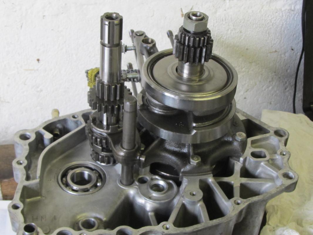 Honda Benly CD125T 1984 Img 1157