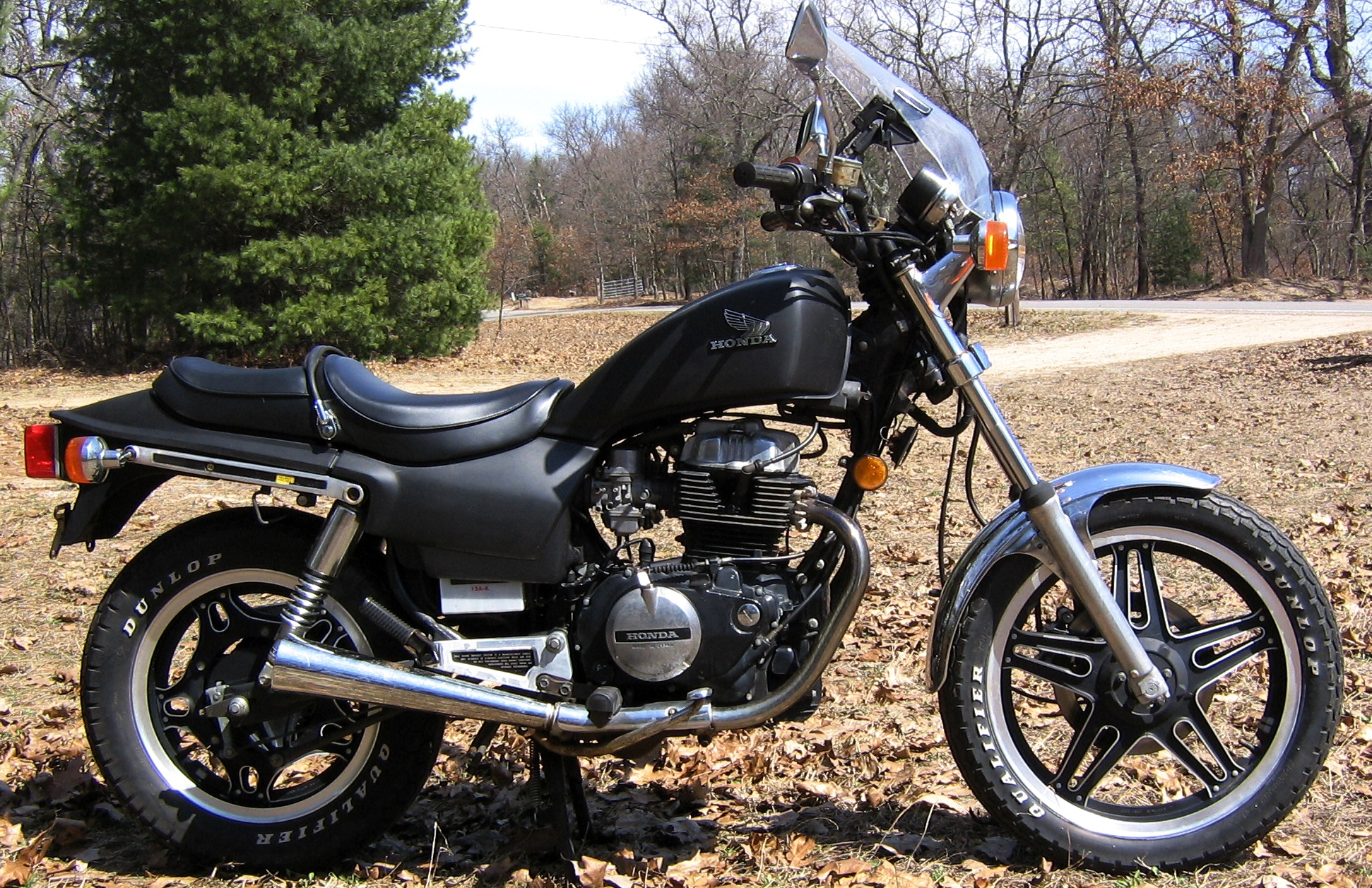 just bought a 1984 honda nighthawk 450 for $1000 - thoughts???