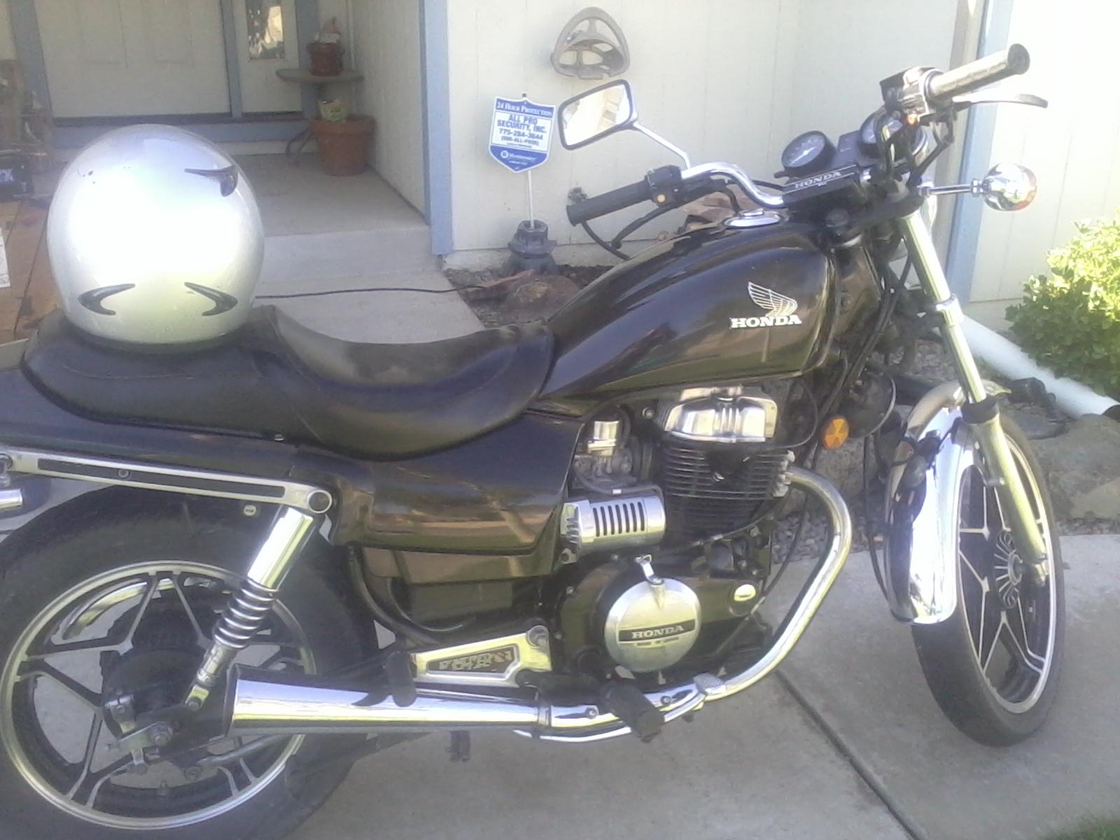 1985 Cb450sc Honda Nighthawk