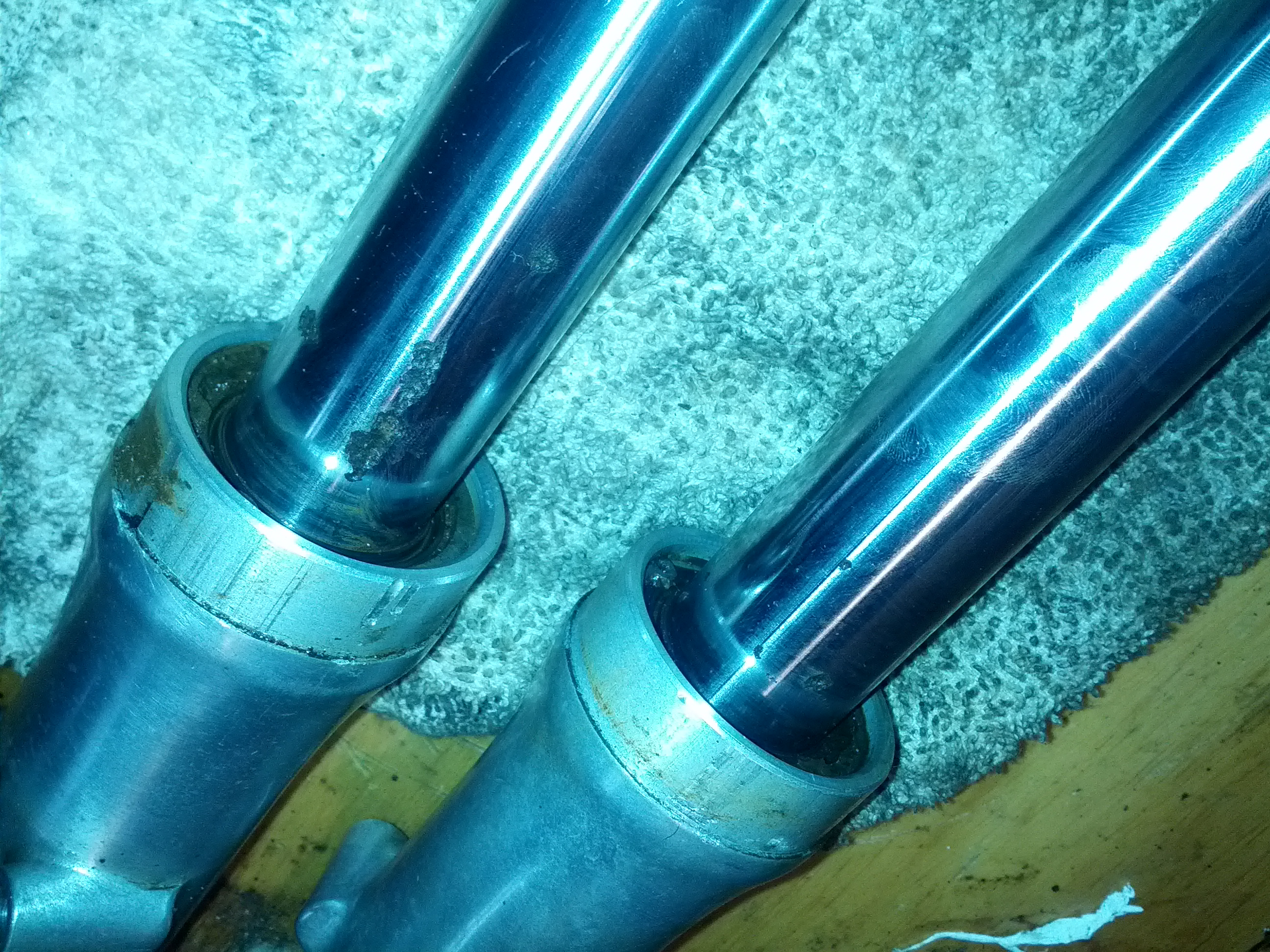 U0026 39 73 Cb175 K7 Fork Rebuild Questions
