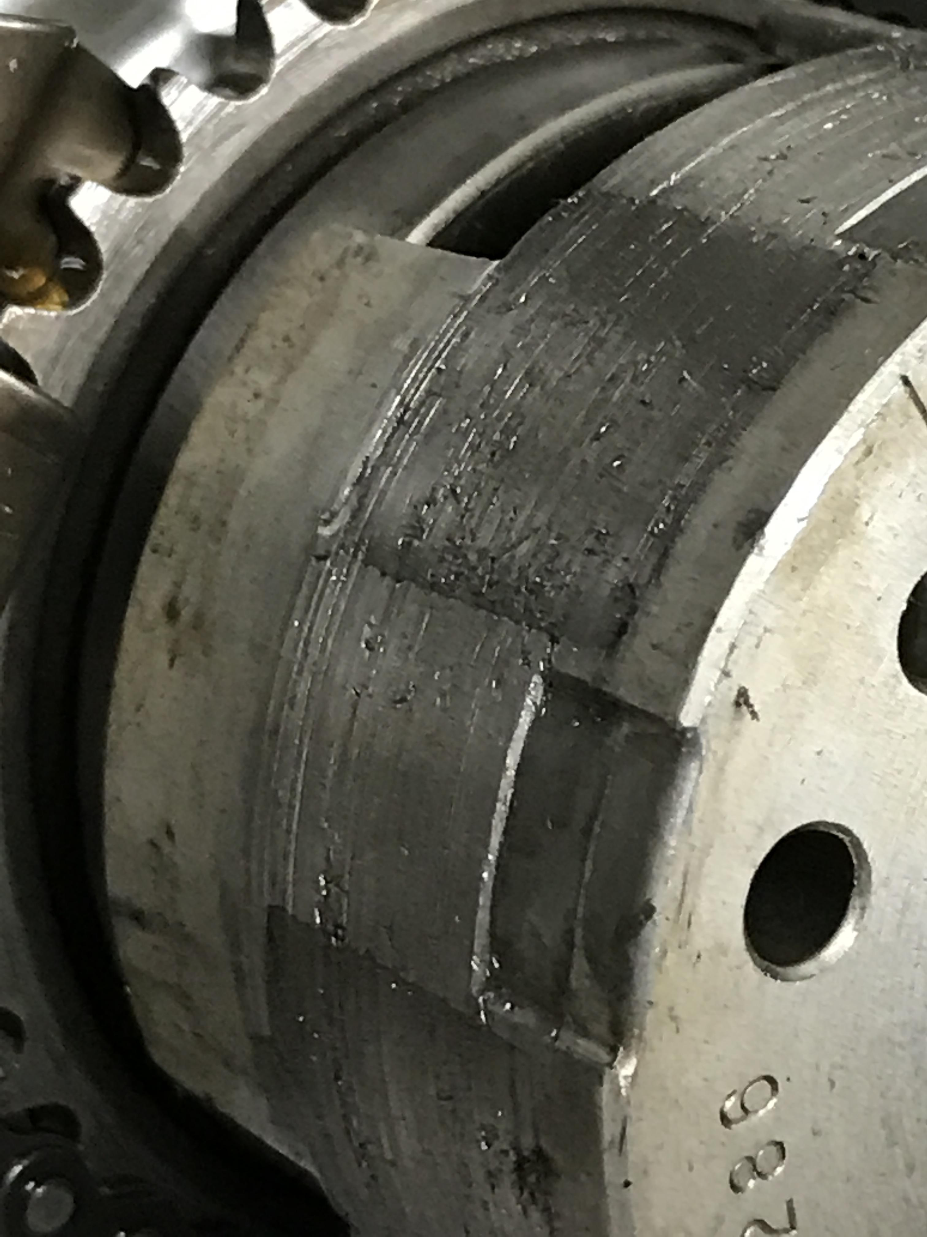 Honda Of Seattle >> Starter clutch not engaging, found more damage then i ...