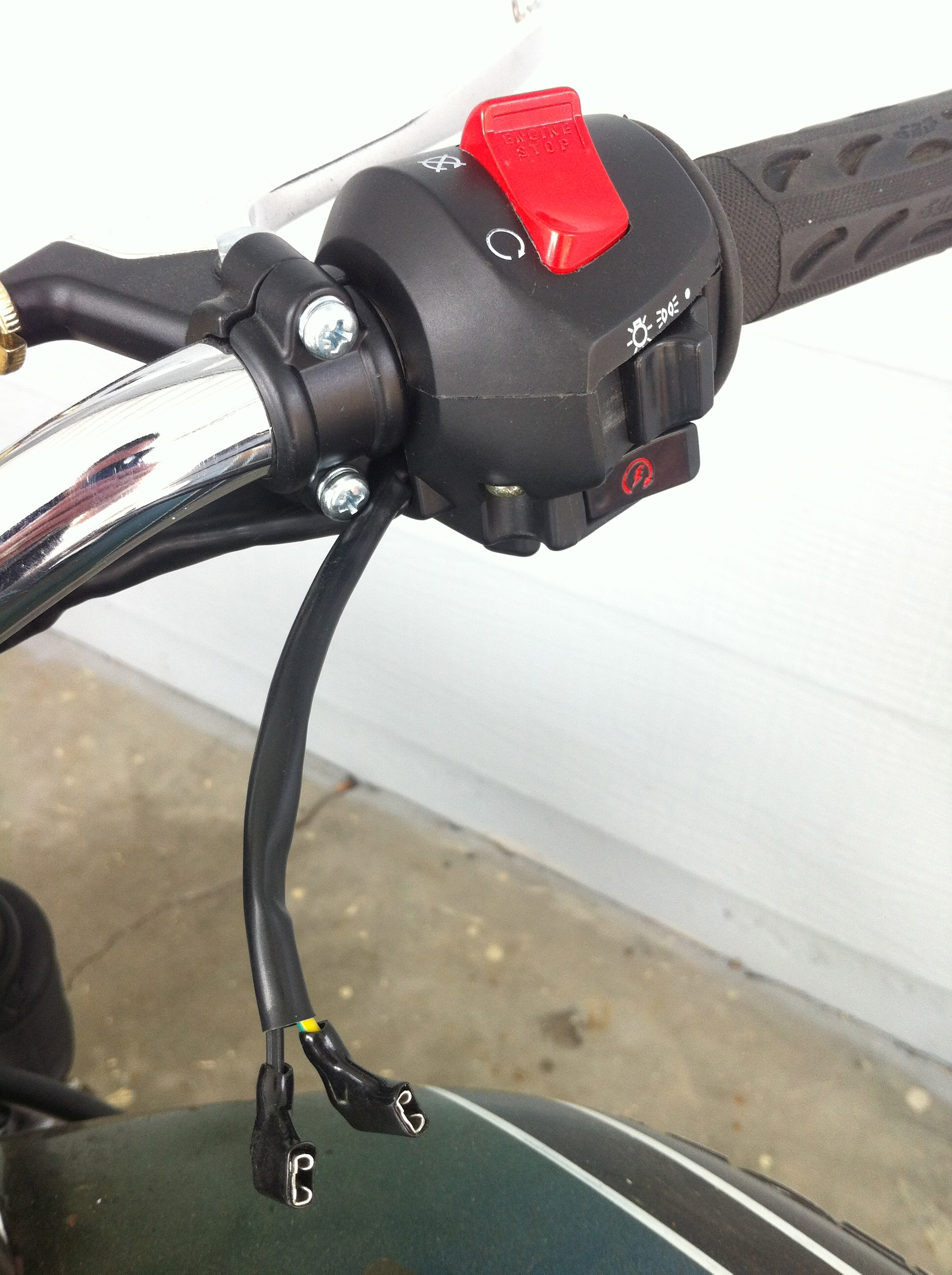 Aftermarket Handlebar Controls