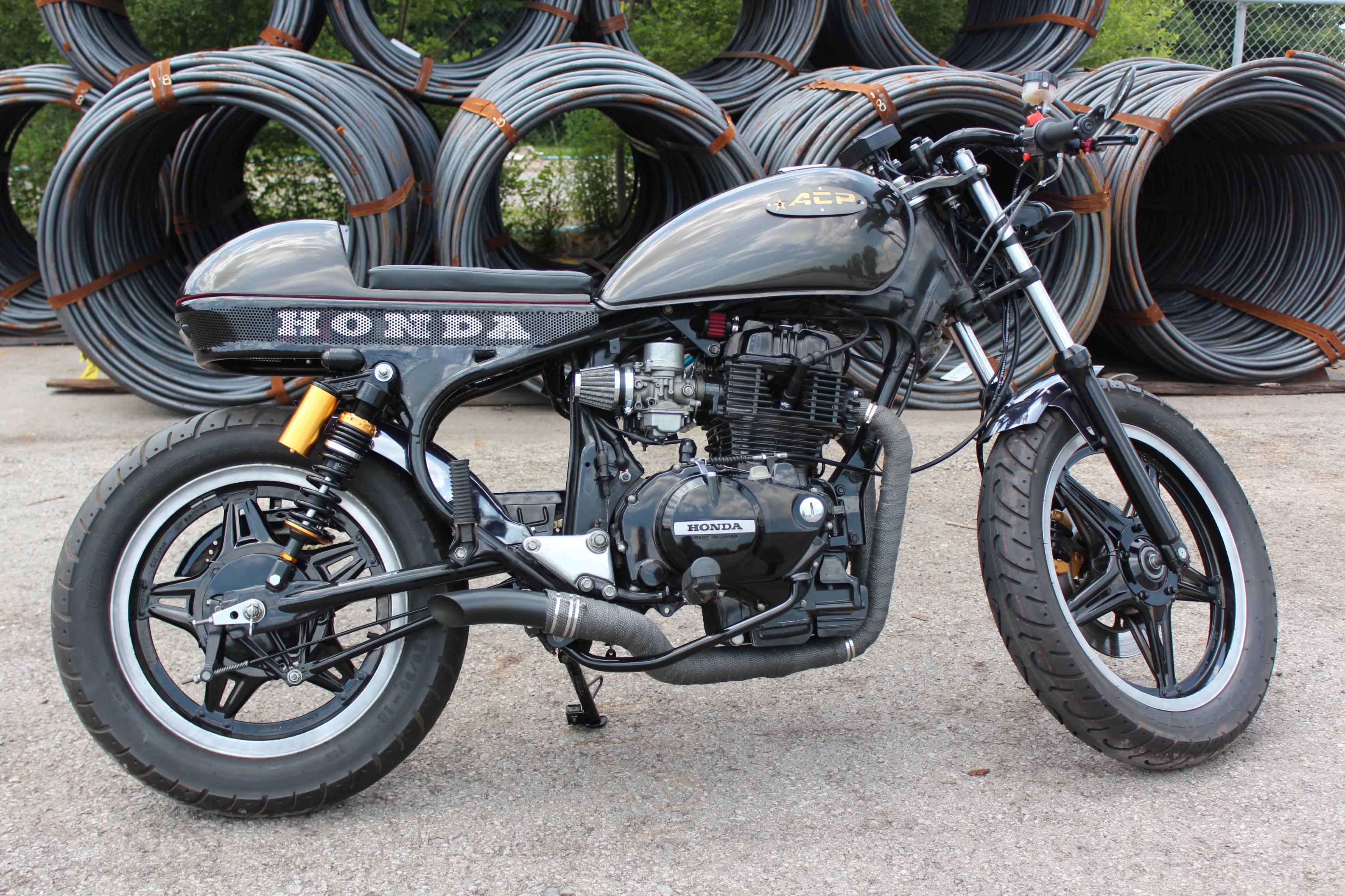 82 CM450e Cafe Racer / Brat inspired-img_5431.jpg ...